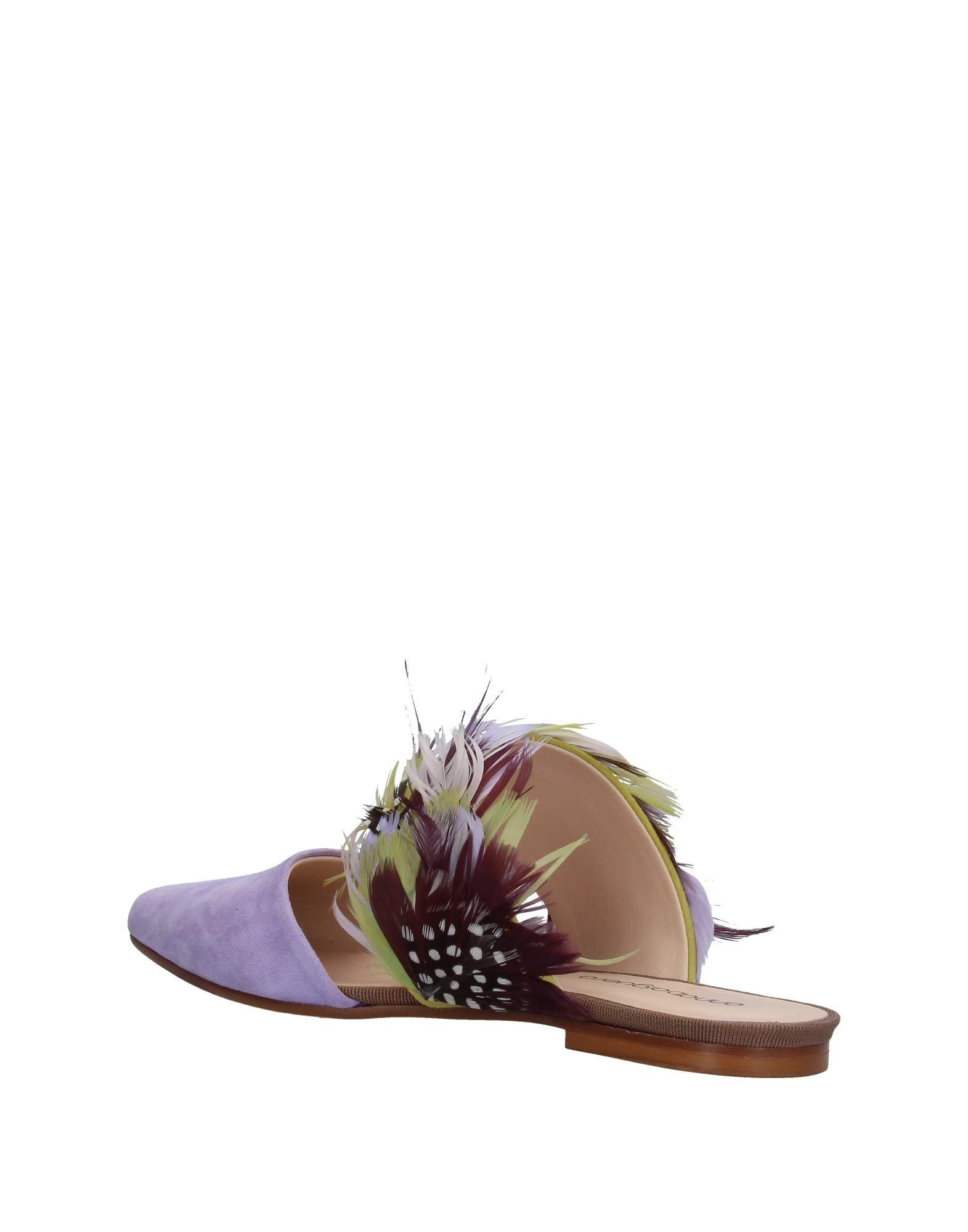 Stilvolle billige Schuhe Anna Baiguera Pantoletten Damen  11391046TG 11391046TG 11391046TG 6d256e
