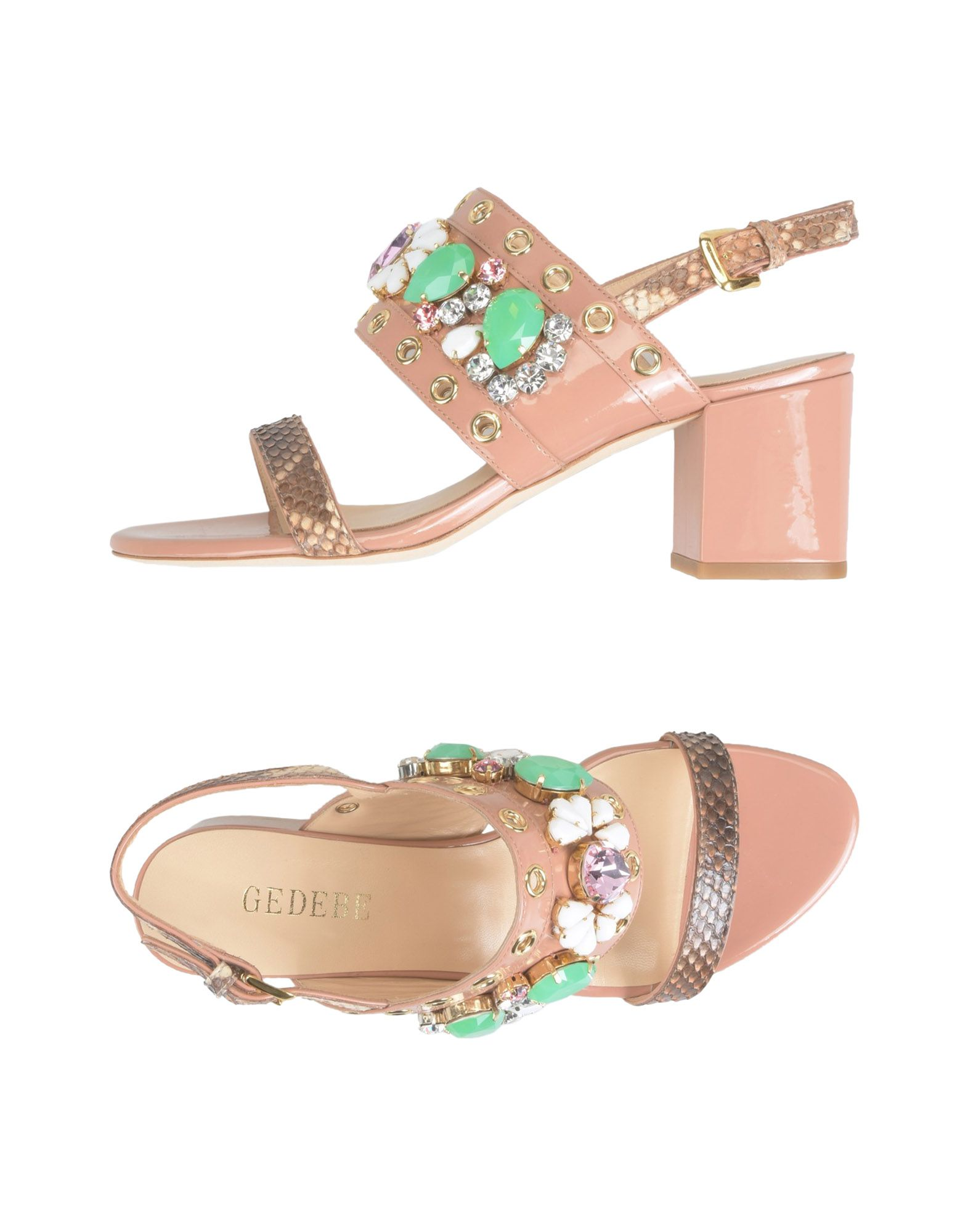 Chaussures - Sandales Gedebe hLE02mN