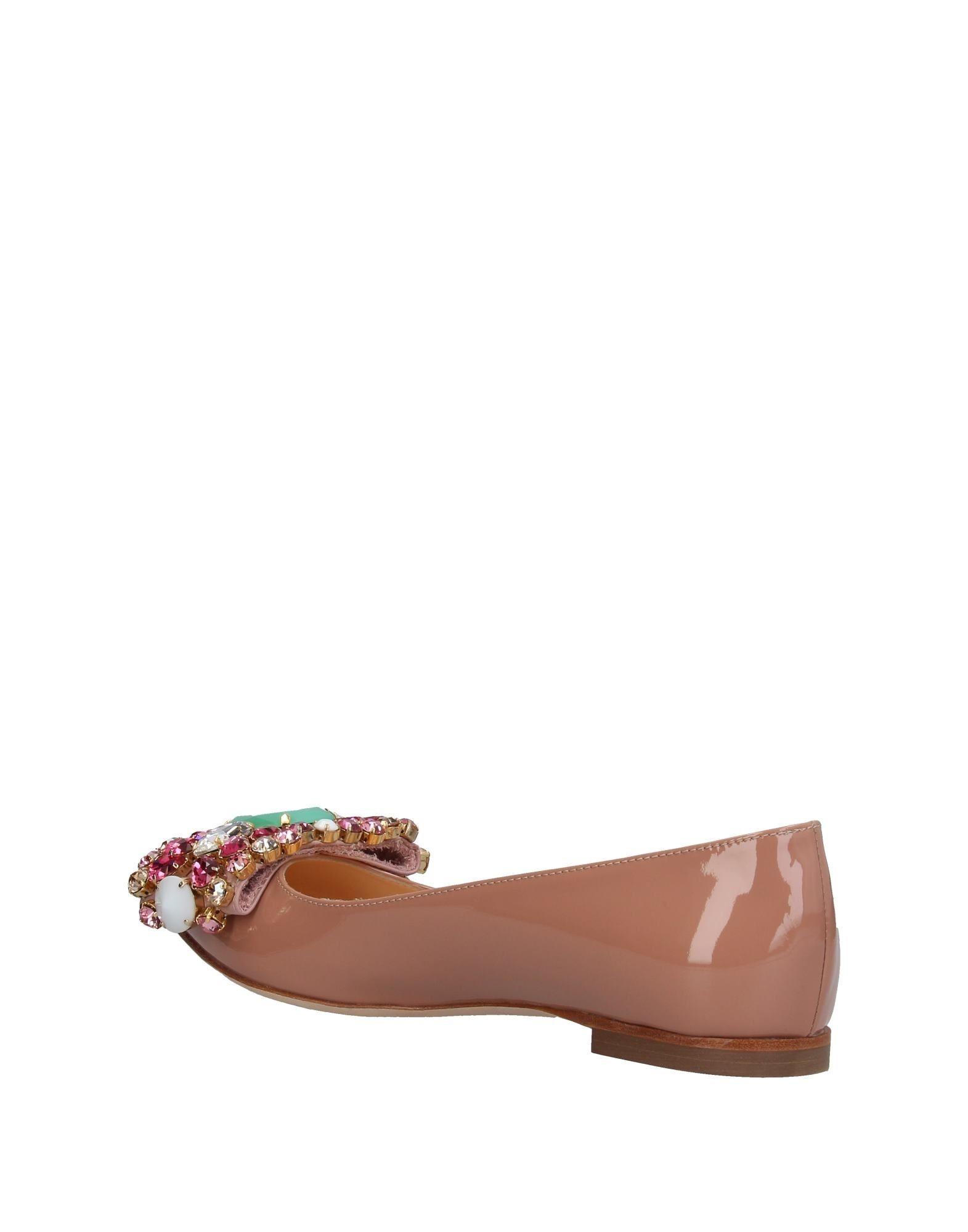 Stilvolle billige Schuhe Gedebe Ballerinas Ballerinas Gedebe Damen  11391086BA 75bf71