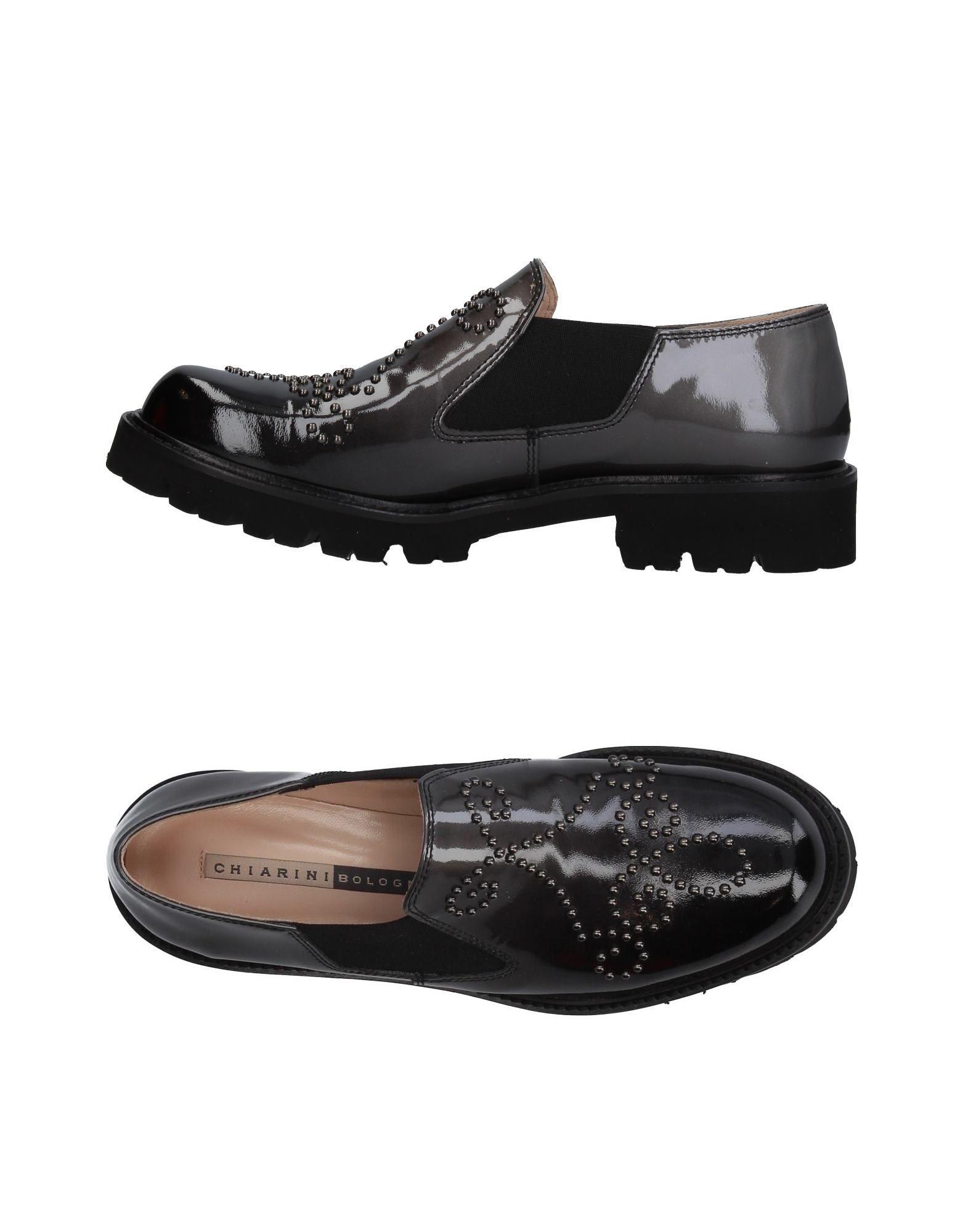 Chiarini Bologna Mokassins Damen  11391123BK Gute Qualität beliebte Schuhe