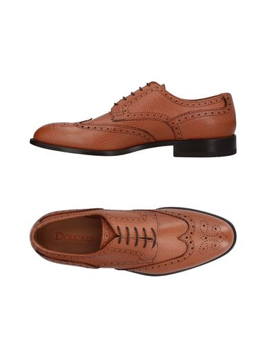 Los últimos zapatos de descuento para hombres y mujeres Zapato De Cordones Doucal's Hombre - Zapatos De Cordones Doucal's   - 11391141NX Marrón