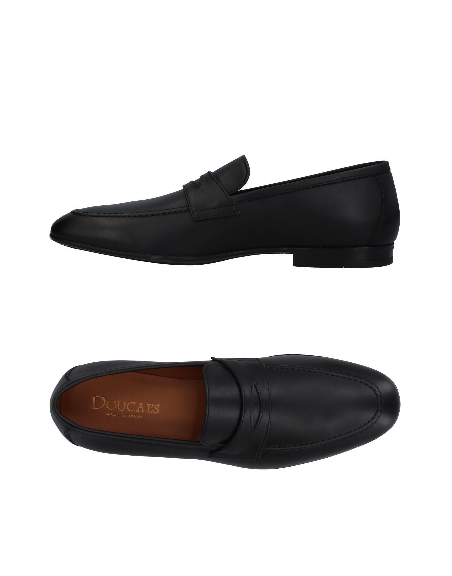 Doucal's Mokassins Herren  11391154GA Gute Qualität beliebte Schuhe