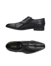Yoox Lacets Chaussures À Geox Homme qI047
