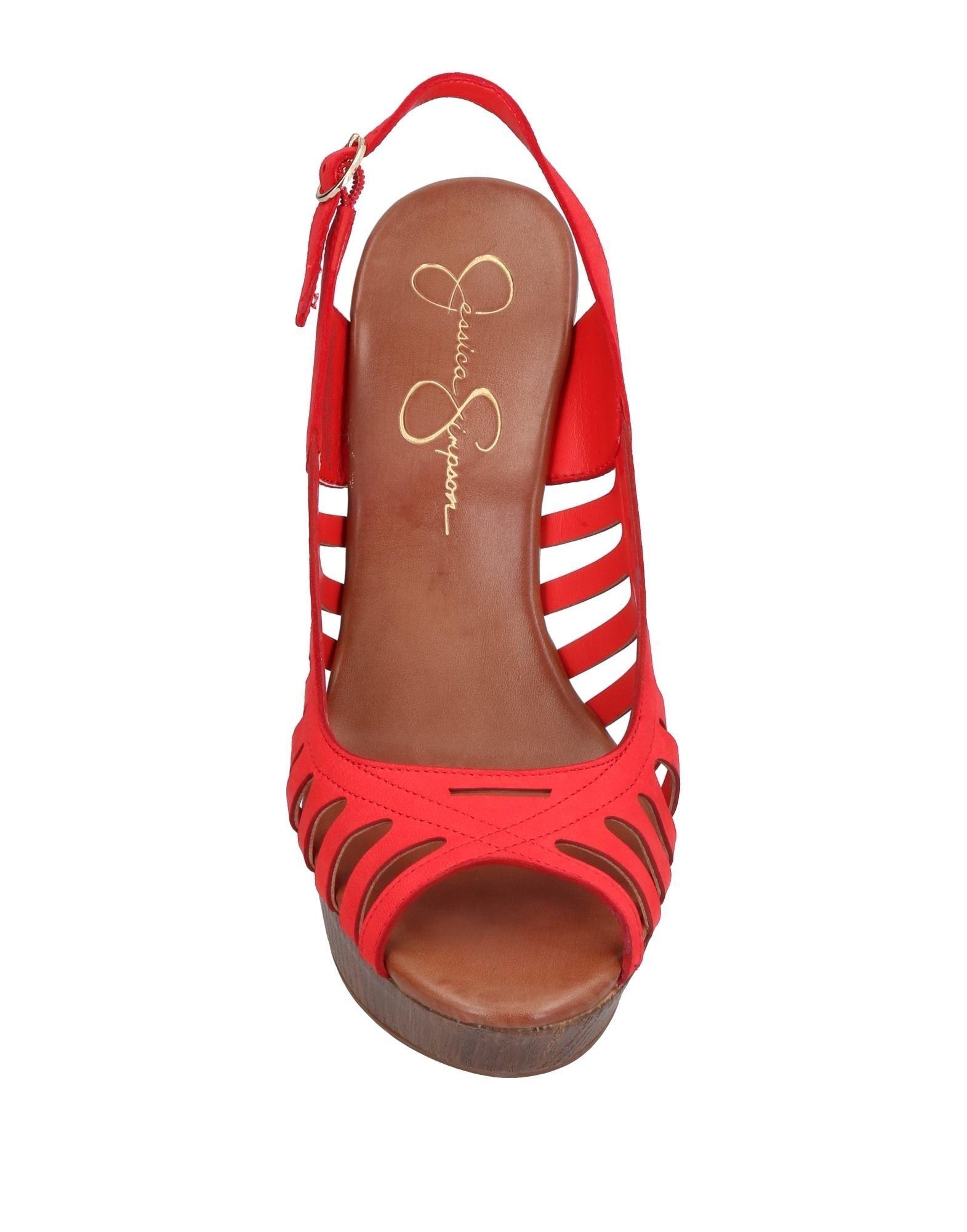 Jessica Simpson Sandalen Damen  11391178SC Gute Qualität beliebte Schuhe