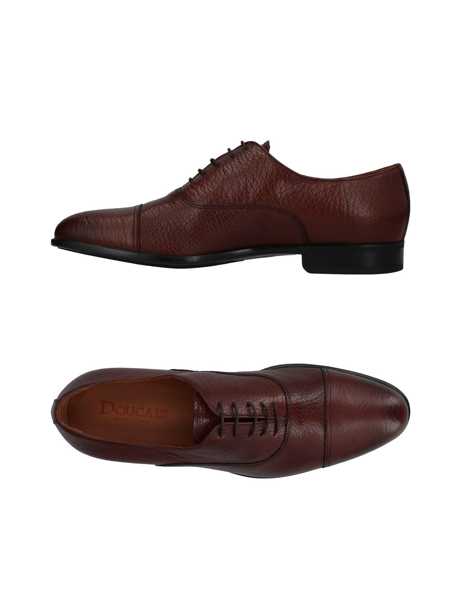Haltbare Mode billige Schuhe Doucal's Schnürschuhe Herren  11391196SK Heiße Schuhe