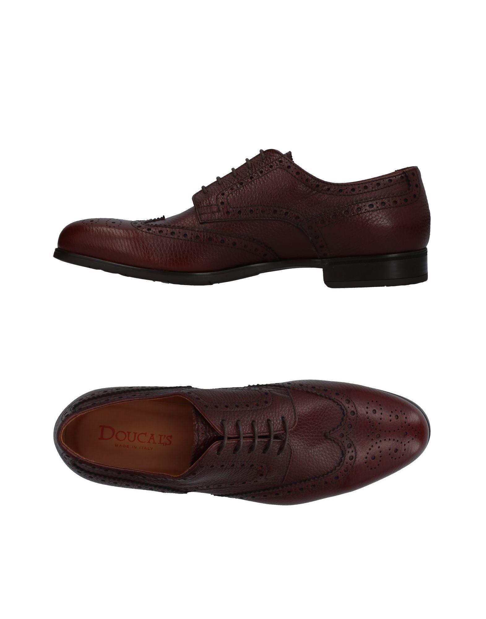 Doucal's Schnürschuhe Herren  11391205LI Gute Qualität beliebte Schuhe