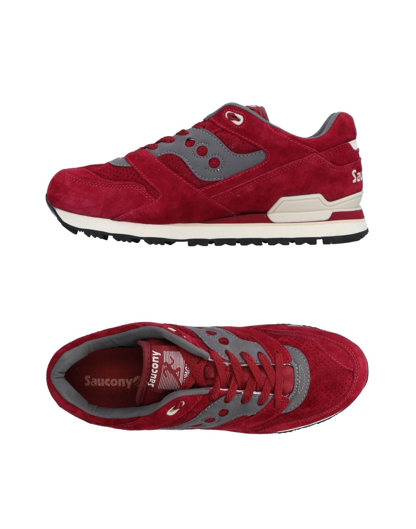 Rabatt echte Schuhe Saucony Sneakers Herren  11391211RA