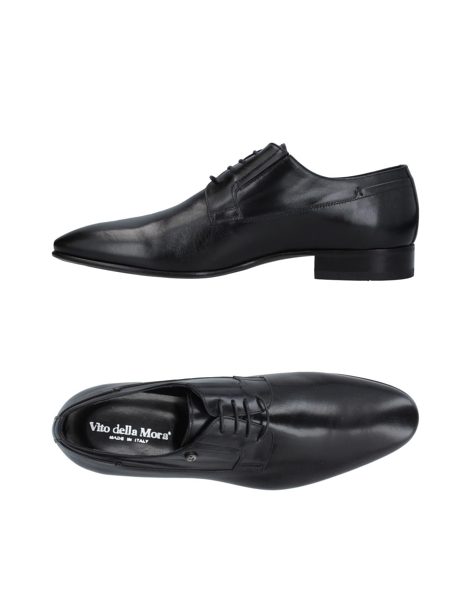 Chaussures À Lacets Vito Della Mora Femme - Chaussures À Lacets Vito Della Mora sur