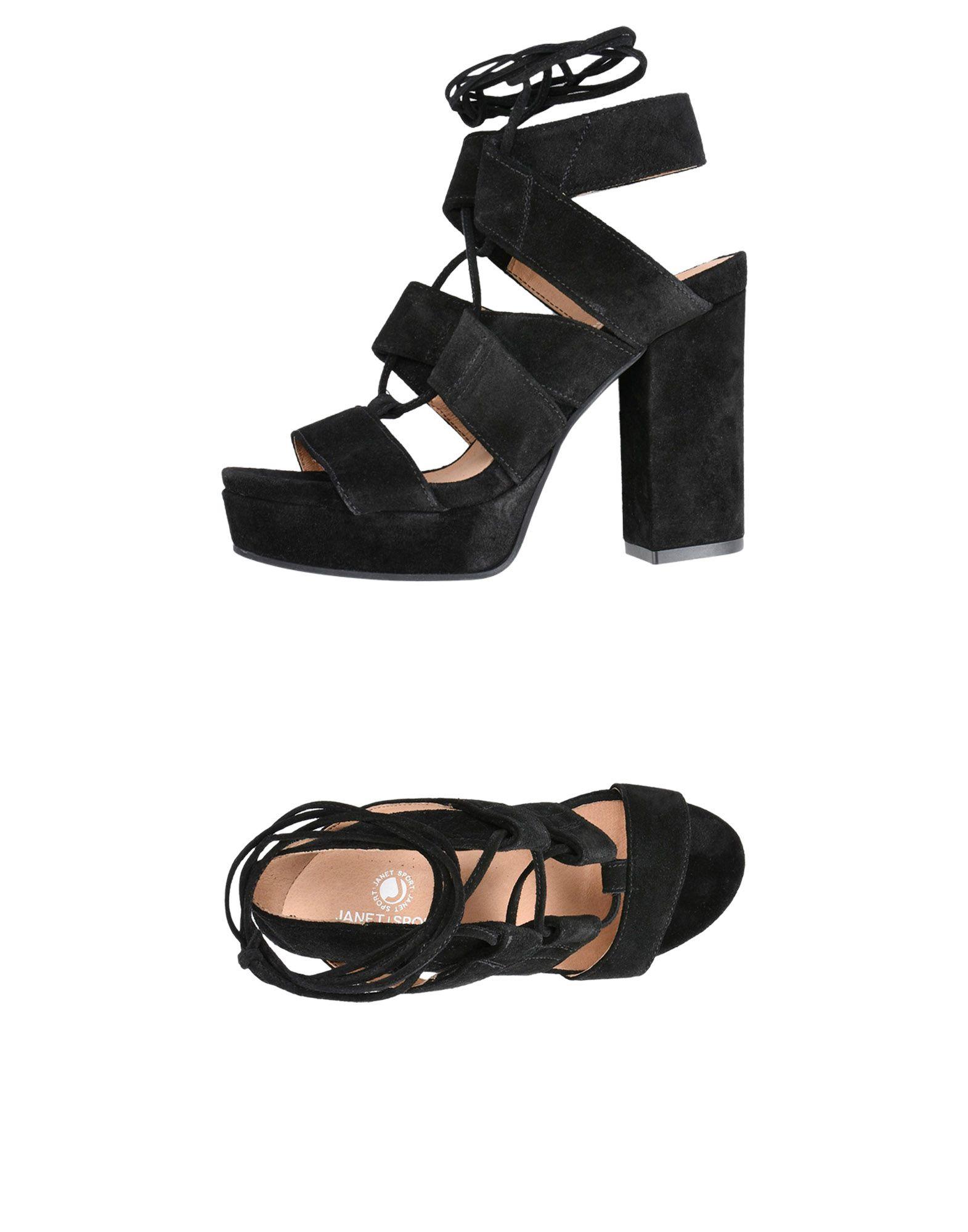 Janet Sport Sandalen Damen  11391259AS Gute Qualität beliebte Schuhe