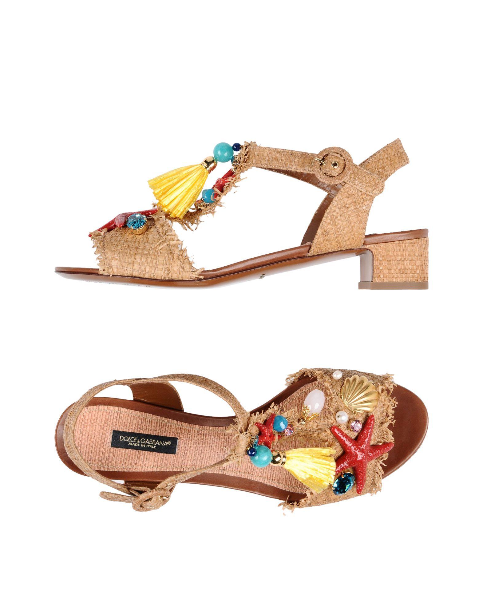 Sandali Dolce & Gabbana Donna - 11391308LG