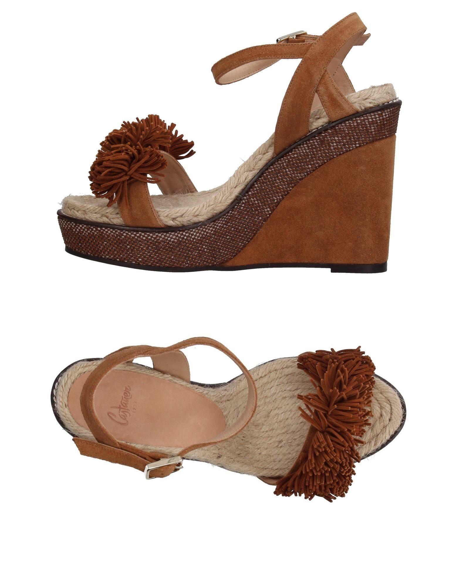 Castañer Sandalen Damen  11391342MW Gute Qualität beliebte Schuhe