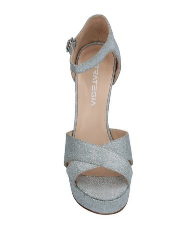 8c4296a433bd Strategia Sandals - Women Strategia Sandals online on YOOX Hong Kong ...