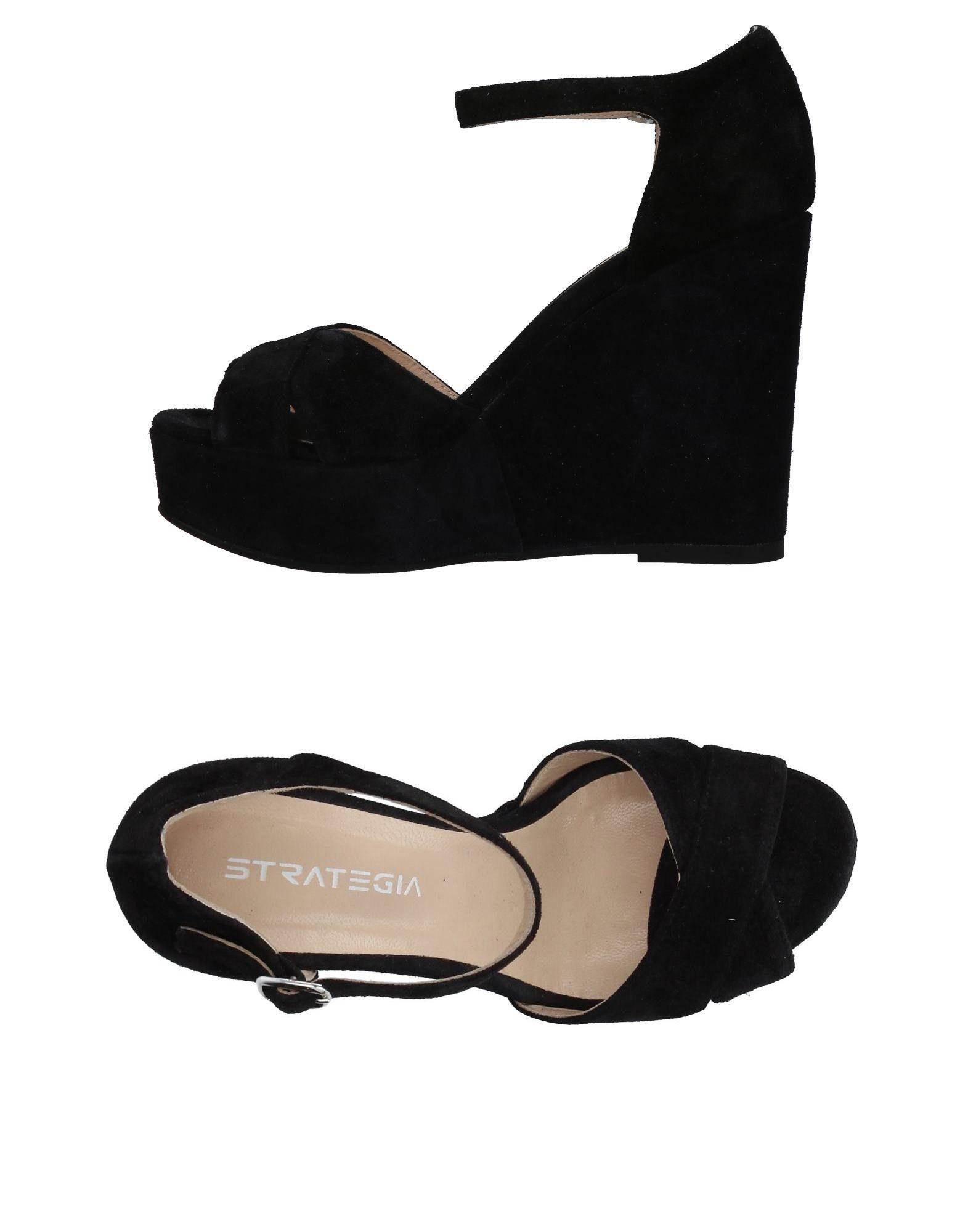 Haltbare Mode billige Schuhe Strategia Sandalen Damen  11391357GT Heiße Schuhe