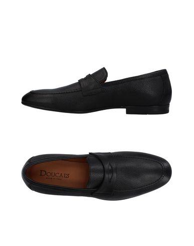 Zapatos con descuento Mocasín Doucal's Hombre - Mocasines Doucal's - 11391426KN Negro