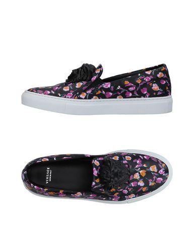 Los últimos zapatos de hombre y - mujer Zapatillas Versace Mujer - y Zapatillas Versace - 11391442OF Negro 5d22da