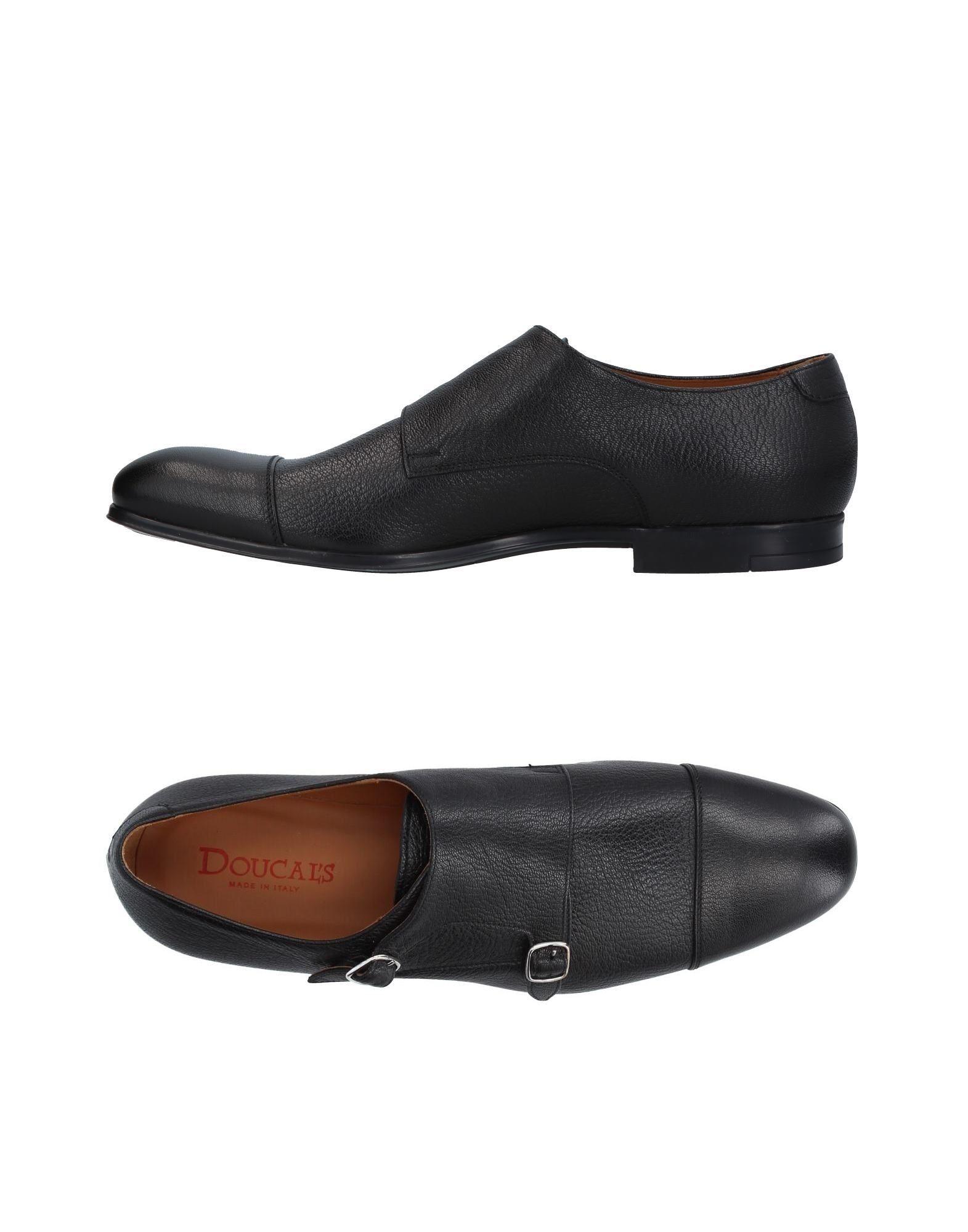 Rabatt echte Schuhe Doucal's Mokassins Herren  11391445QO