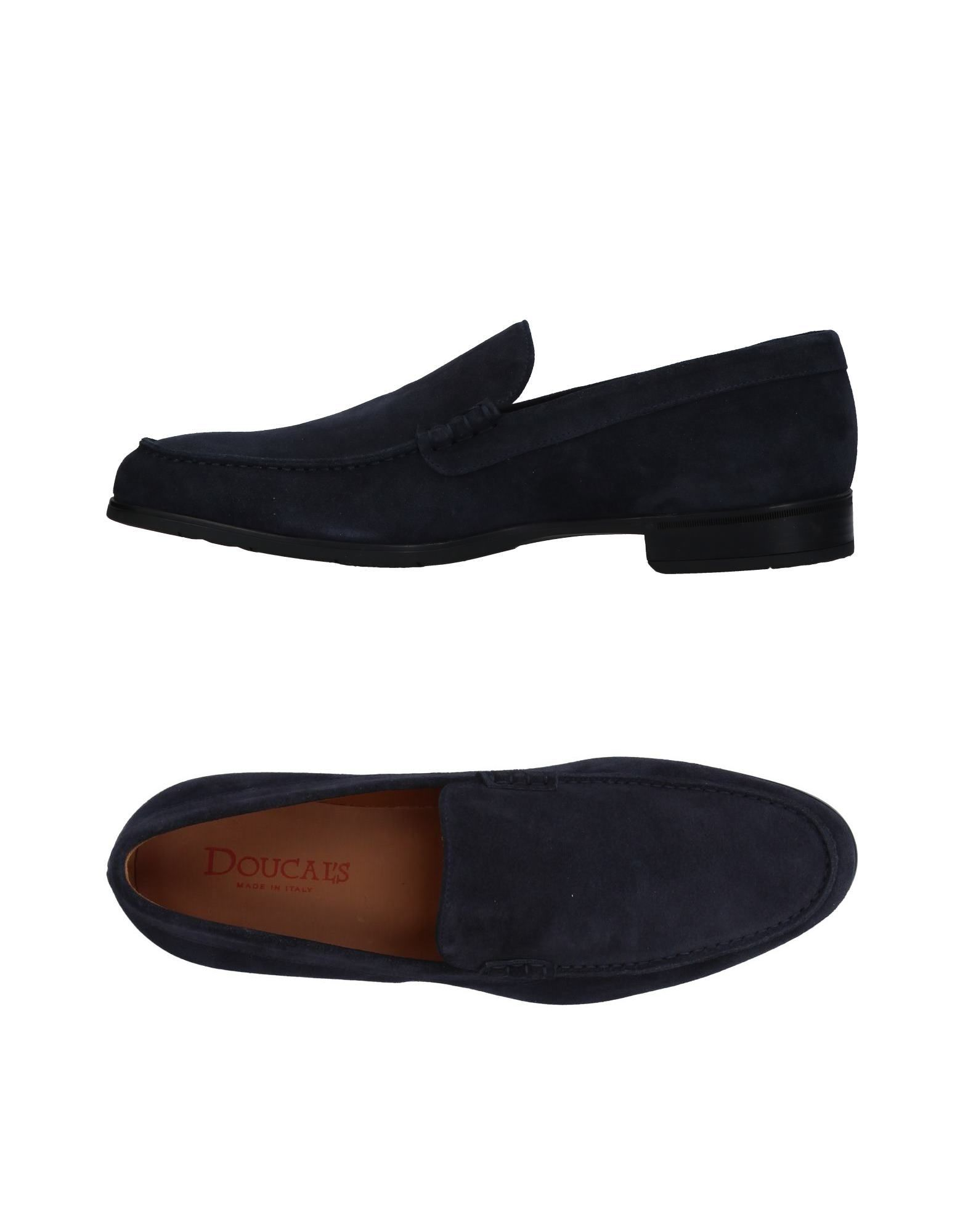 Rabatt echte Schuhe Doucal's Mokassins Herren  11391559BX