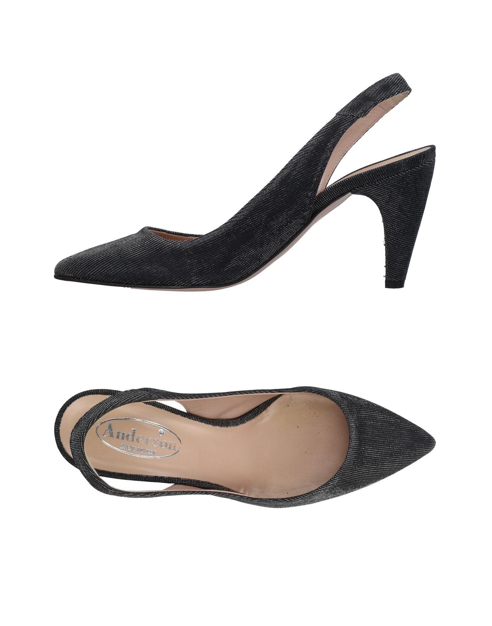 Anderson Pumps Damen  11391595NG Gute Qualität beliebte Schuhe