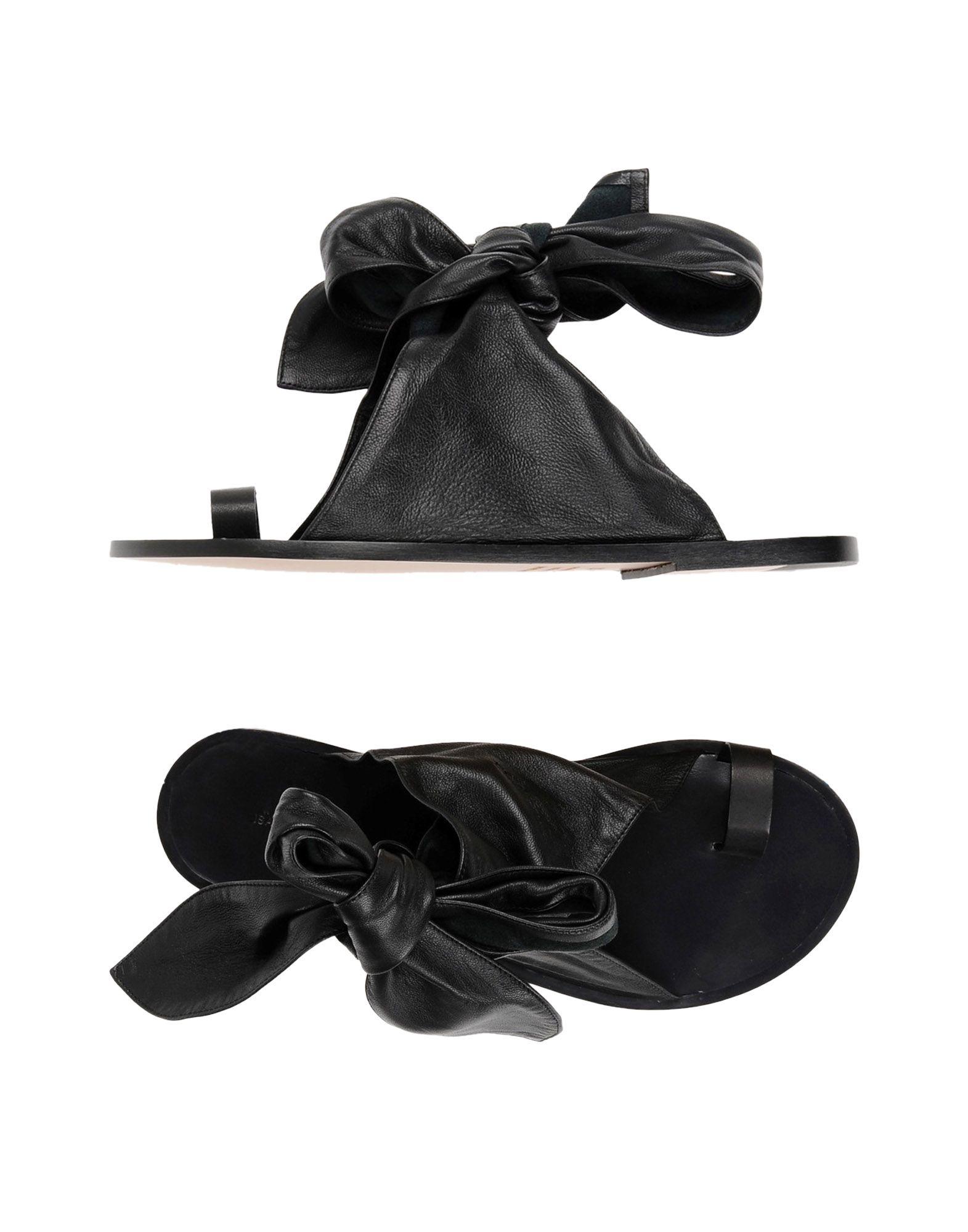 Isabel Marant Dianetten Damen  11391602VHGünstige gut aussehende Schuhe