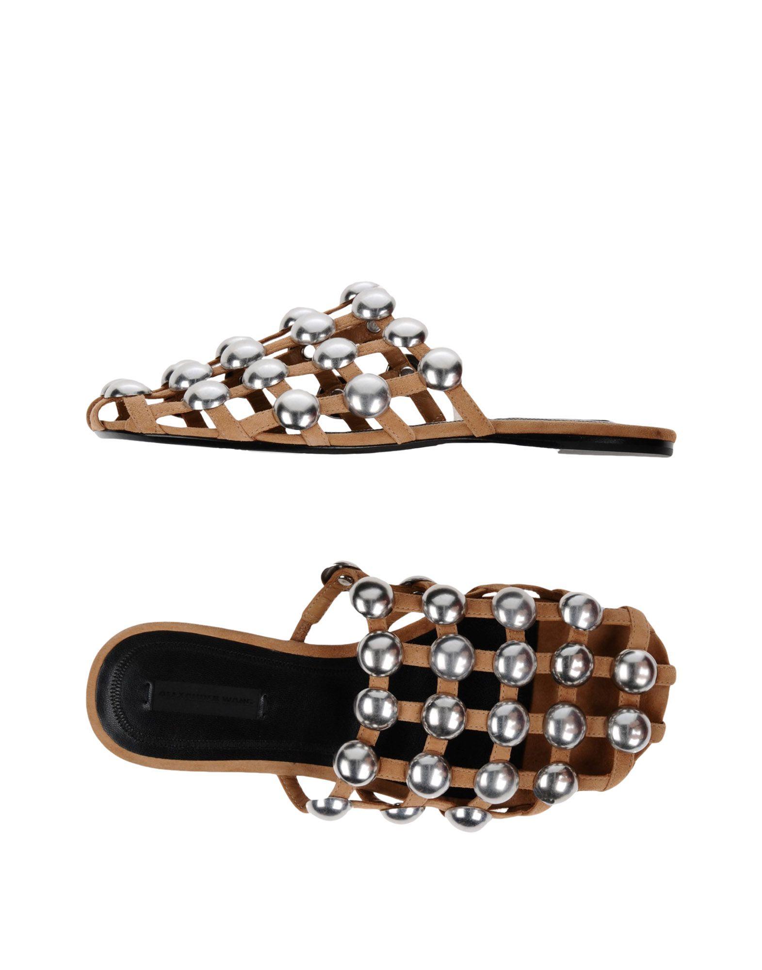 Alexander Wang Pantoletten Damen  11391629ETGünstige gut aussehende Schuhe