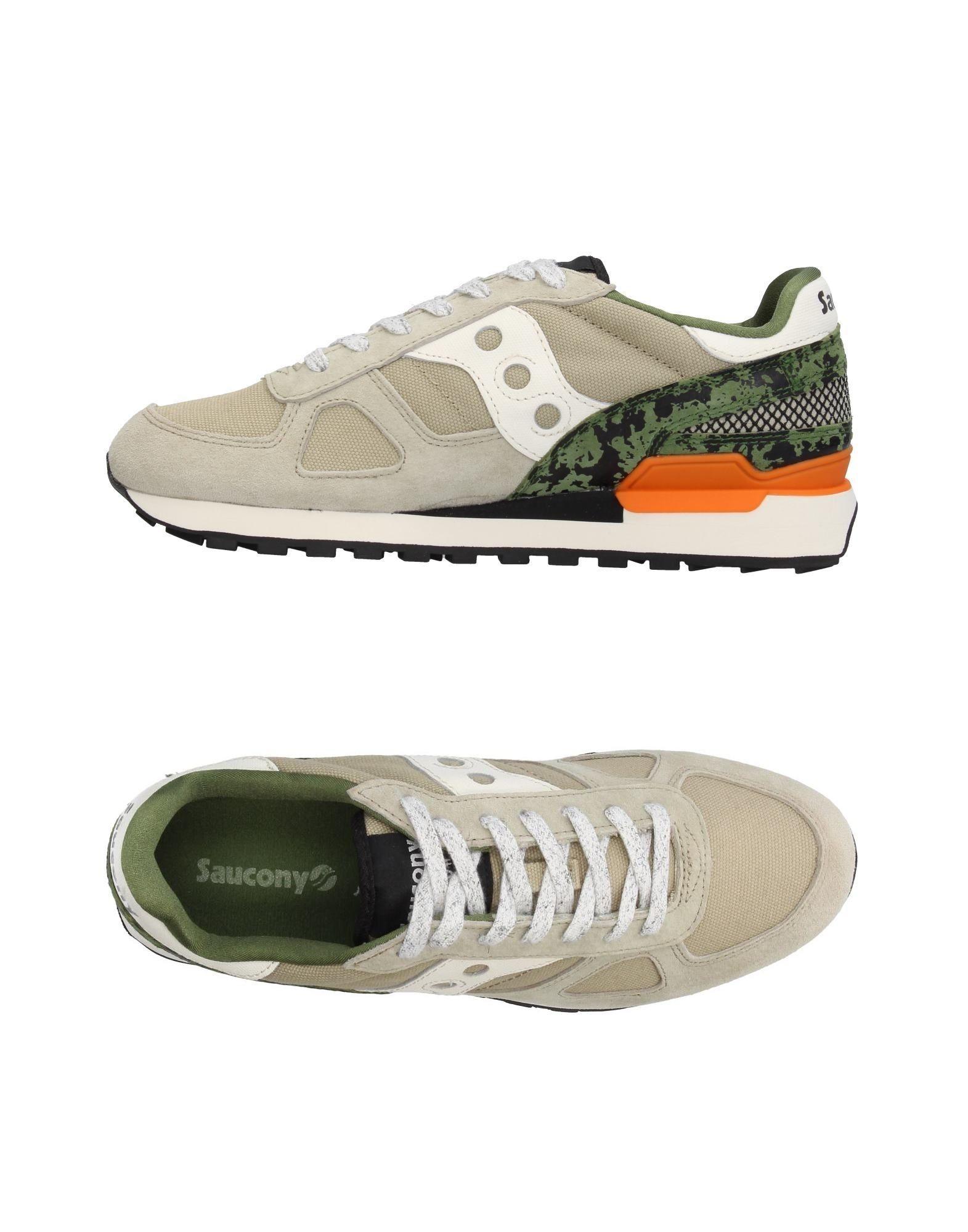 Rabatt echte Schuhe Saucony Sneakers Herren  11391643KE