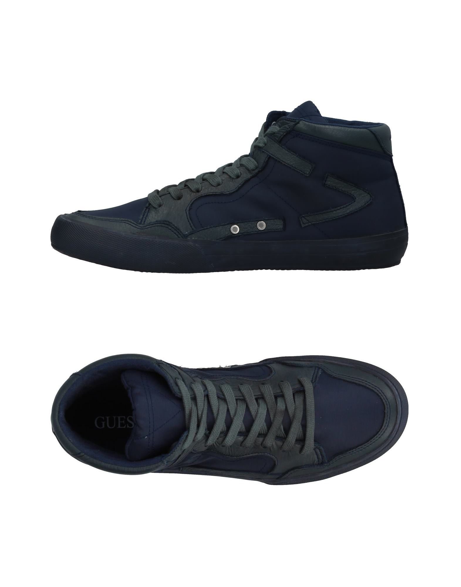 Sneakers Guess Homme - Sneakers Guess  Bleu foncé Super rabais