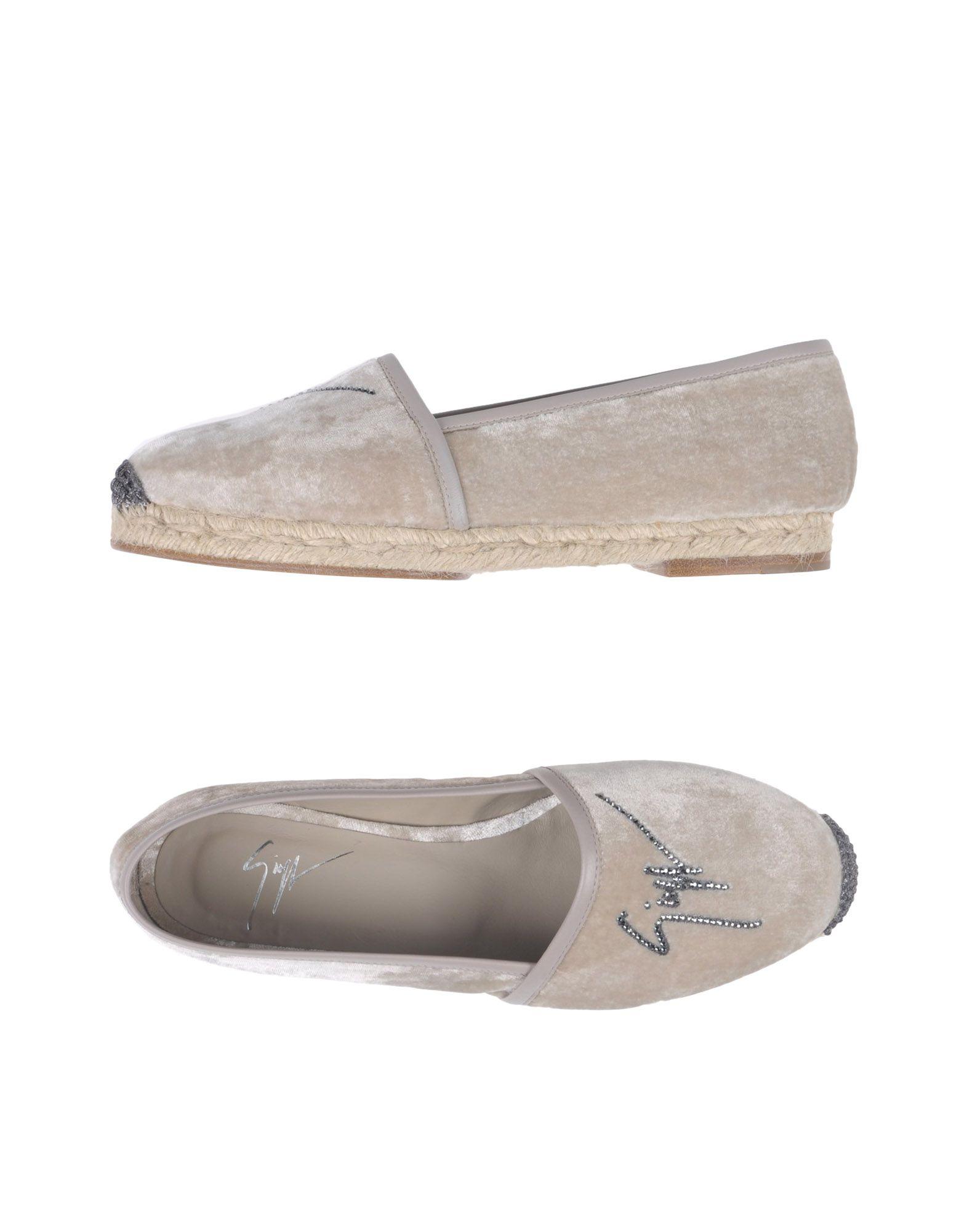 Espadrillas Giuseppe Zanotti Design Donna - Acquista online su