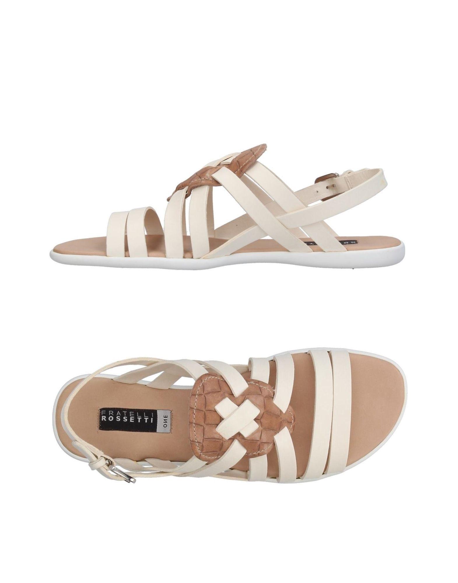 Fratelli Rossetti Sandalen Damen  11392046GFGut aussehende strapazierfähige Schuhe