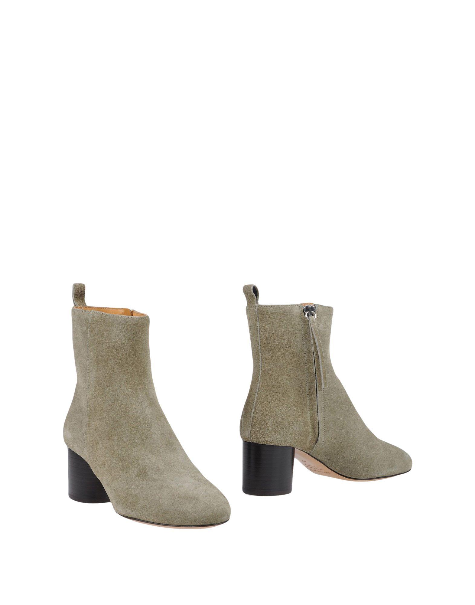 Rabatt Schuhe Isabel Marant Étoile Stiefelette Damen Damen Stiefelette  11392051WJ b804ae