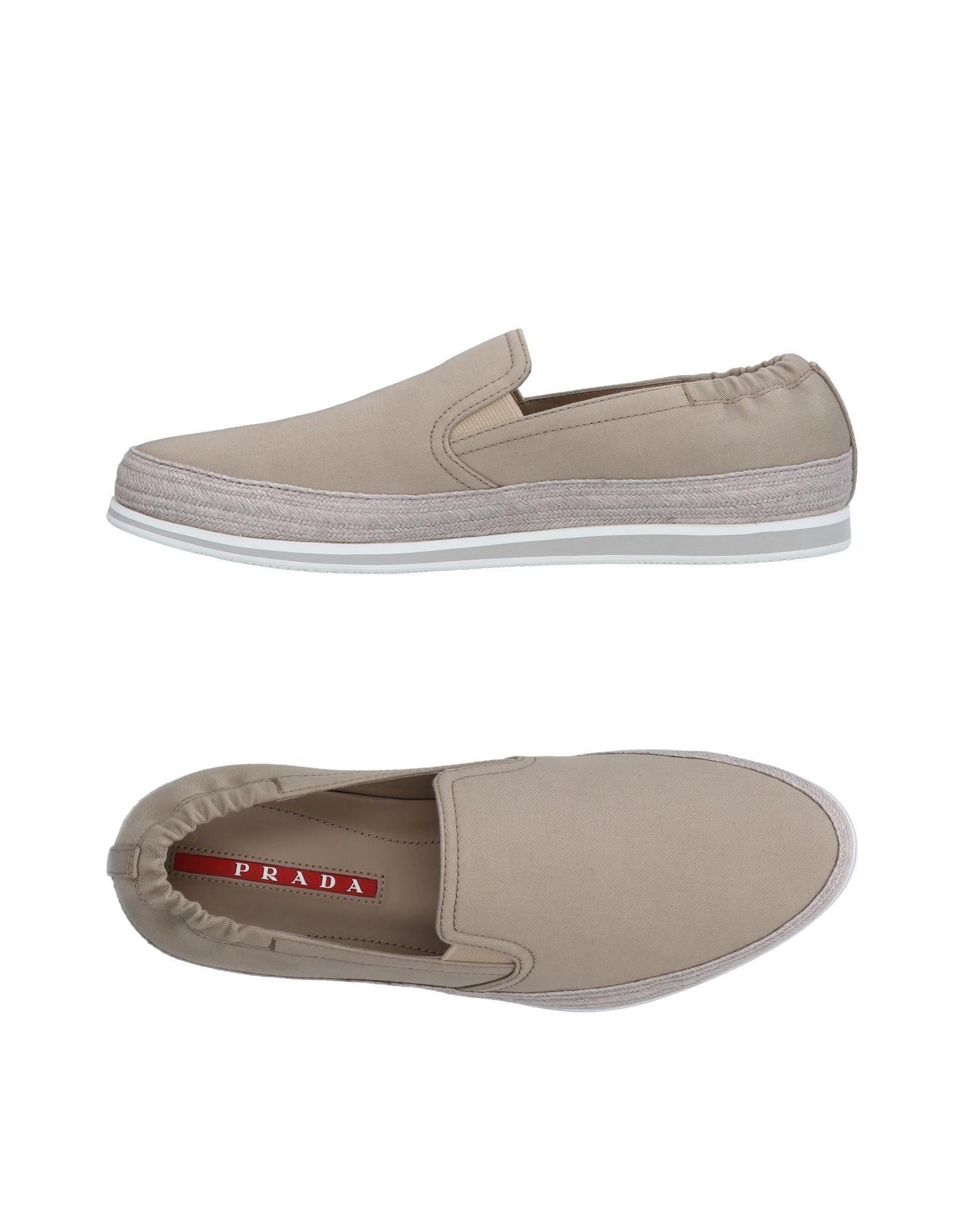 Prada Sport Sneakers Herren  11392054VU