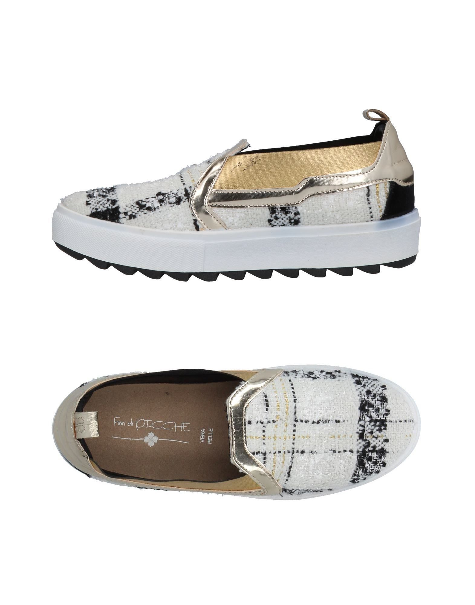 Sneakers Fiori Di Picche Femme - Sneakers Fiori Di Picche sur