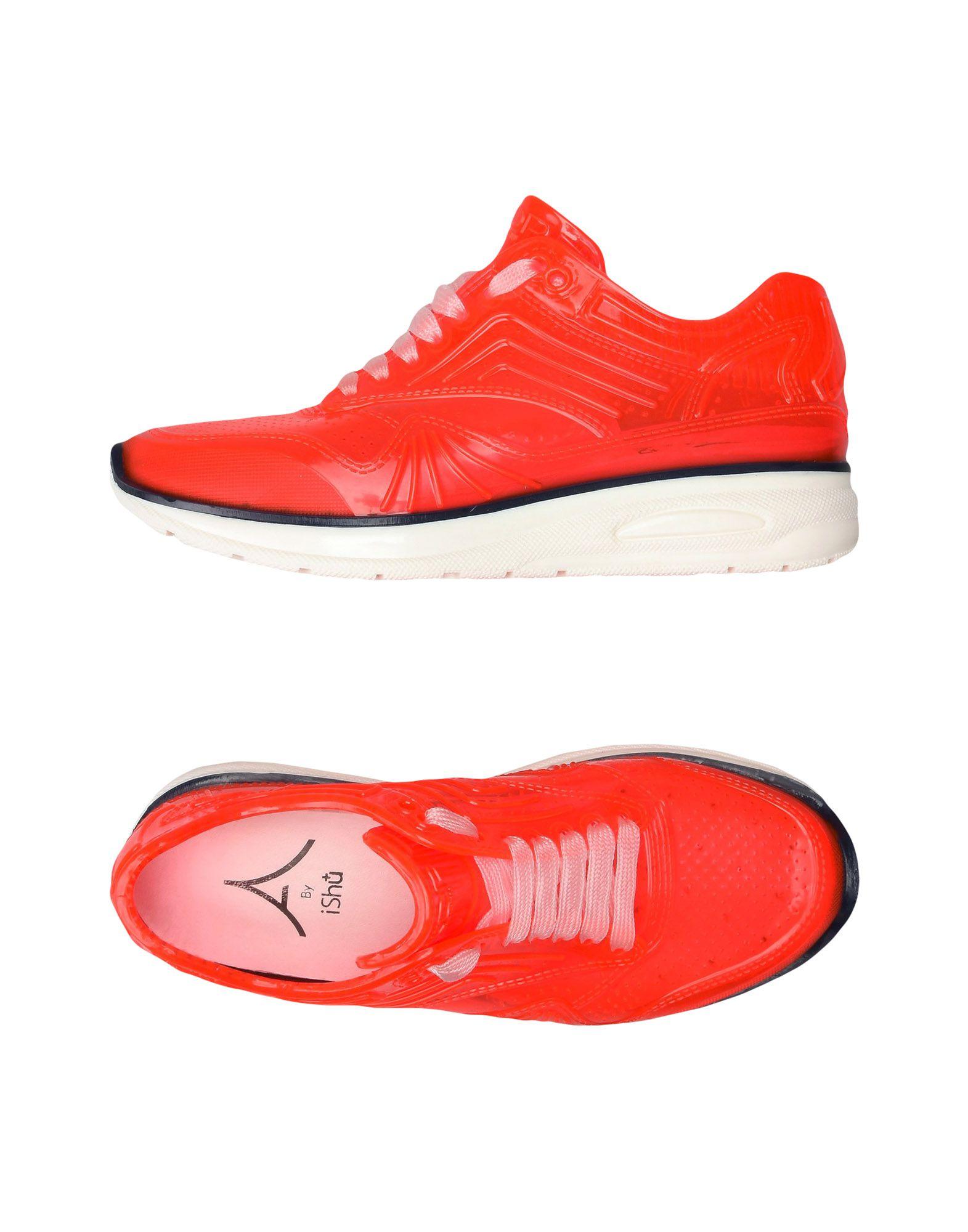 Moda Sneakers Ishu+ Donna - 11392190TT