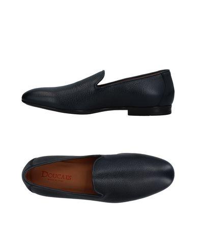 Zapatos con descuento Mocasín Doucal's Hombre - Mocasines Doucal's - 11392197VI Azul oscuro
