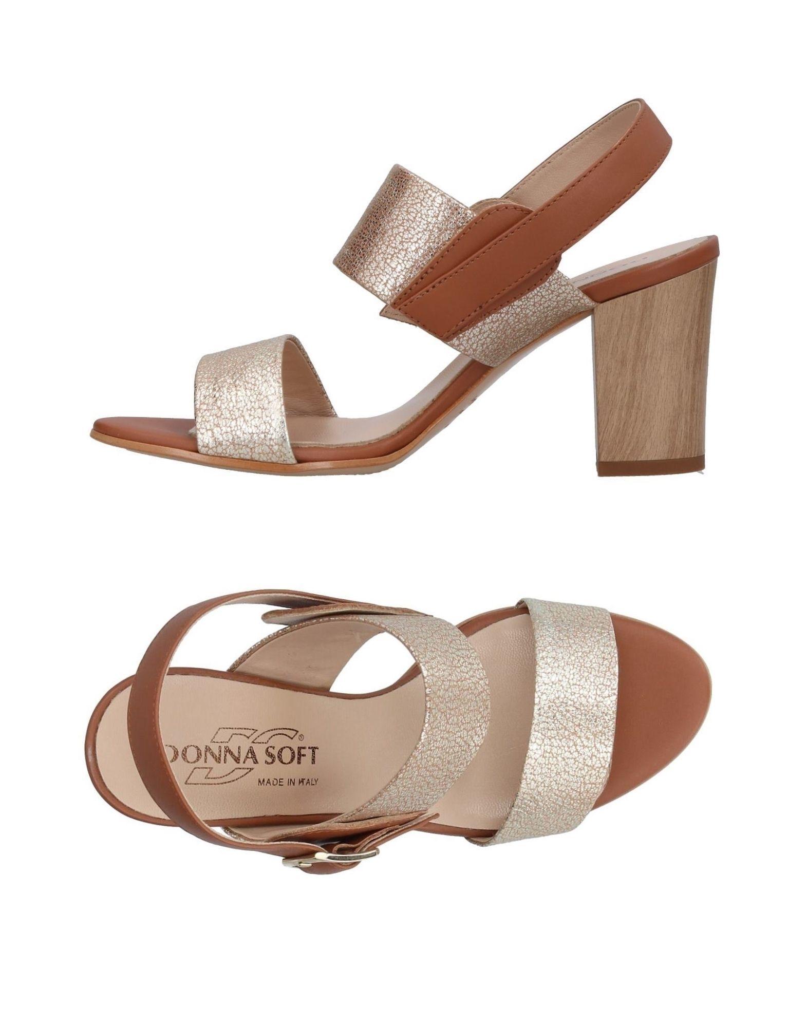 Donna Soft Sandalen Damen  11392201HK Gute Qualität beliebte Schuhe