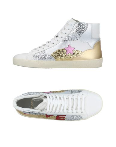 55d00162bf3 SAINT LAURENT · Saint Laurent Sneakers - Women Saint Laurent Sneakers online  on YOOX ...