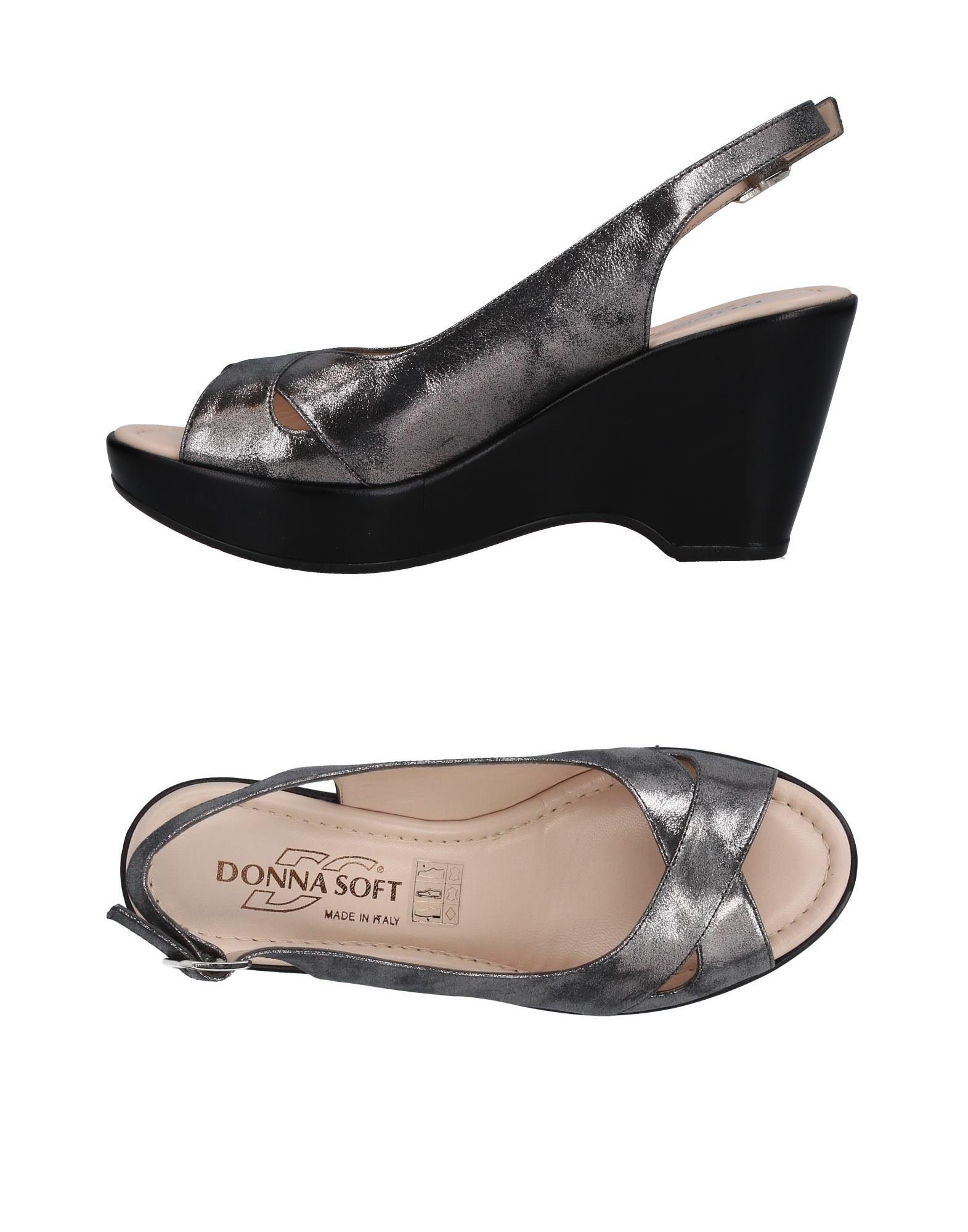 Donna Sandalen Soft Sandalen Donna Damen  11392326OE Gute Qualität beliebte Schuhe aacc5d