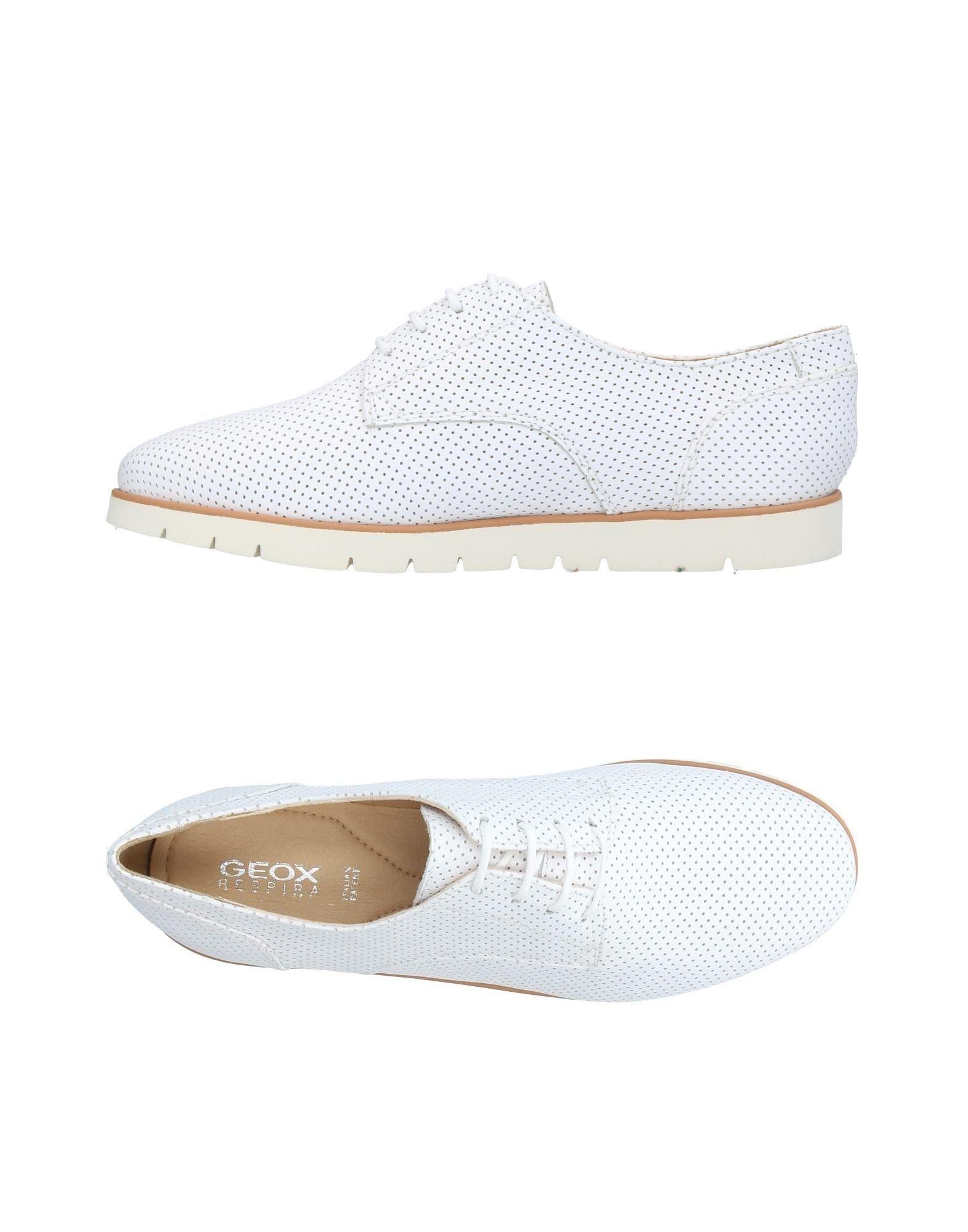 Geox Schnürschuhe Qualität Damen  11392414NX Gute Qualität Schnürschuhe beliebte Schuhe 378f1a