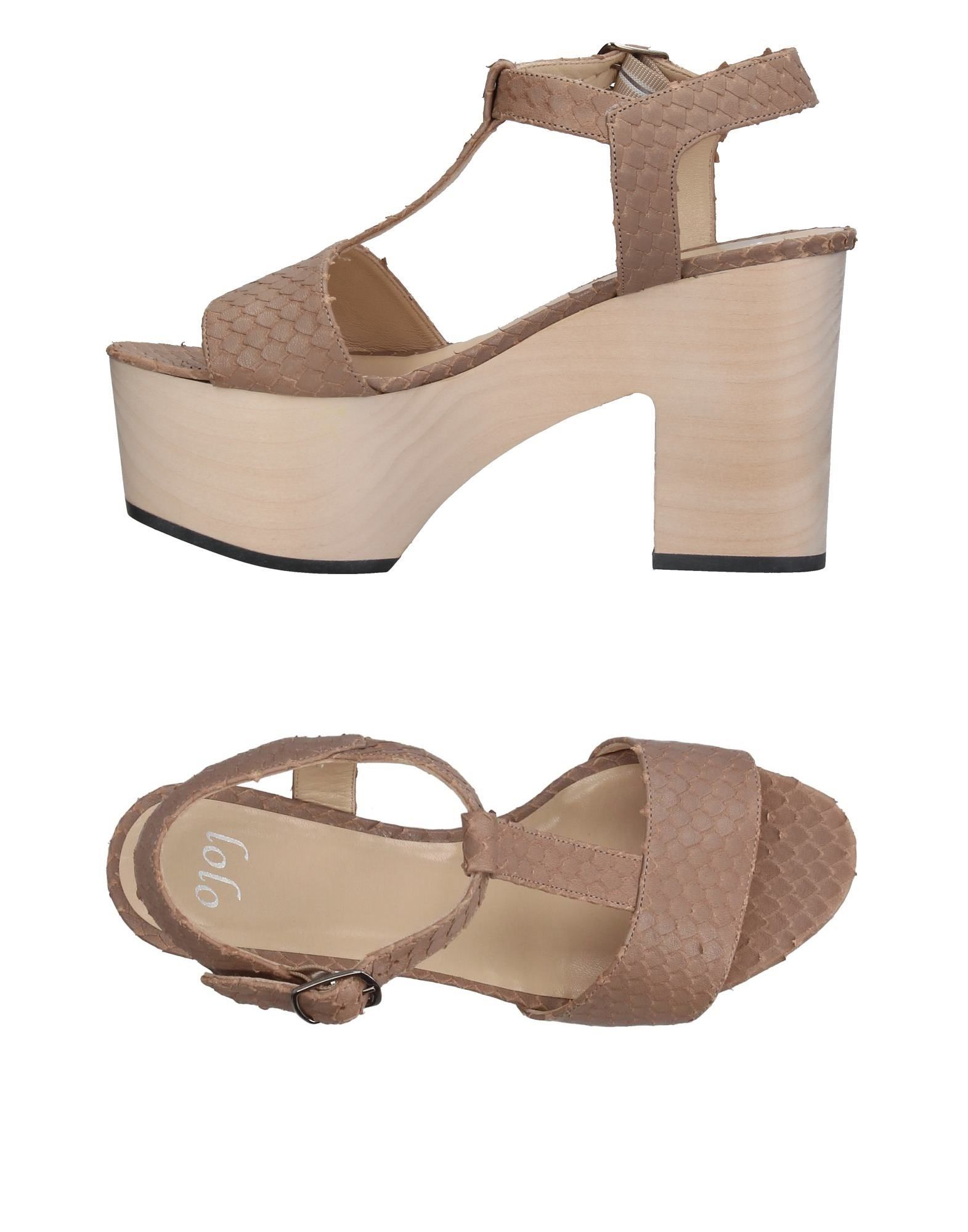 CHAUSSURES - SandalesLolo XVFItHRoO