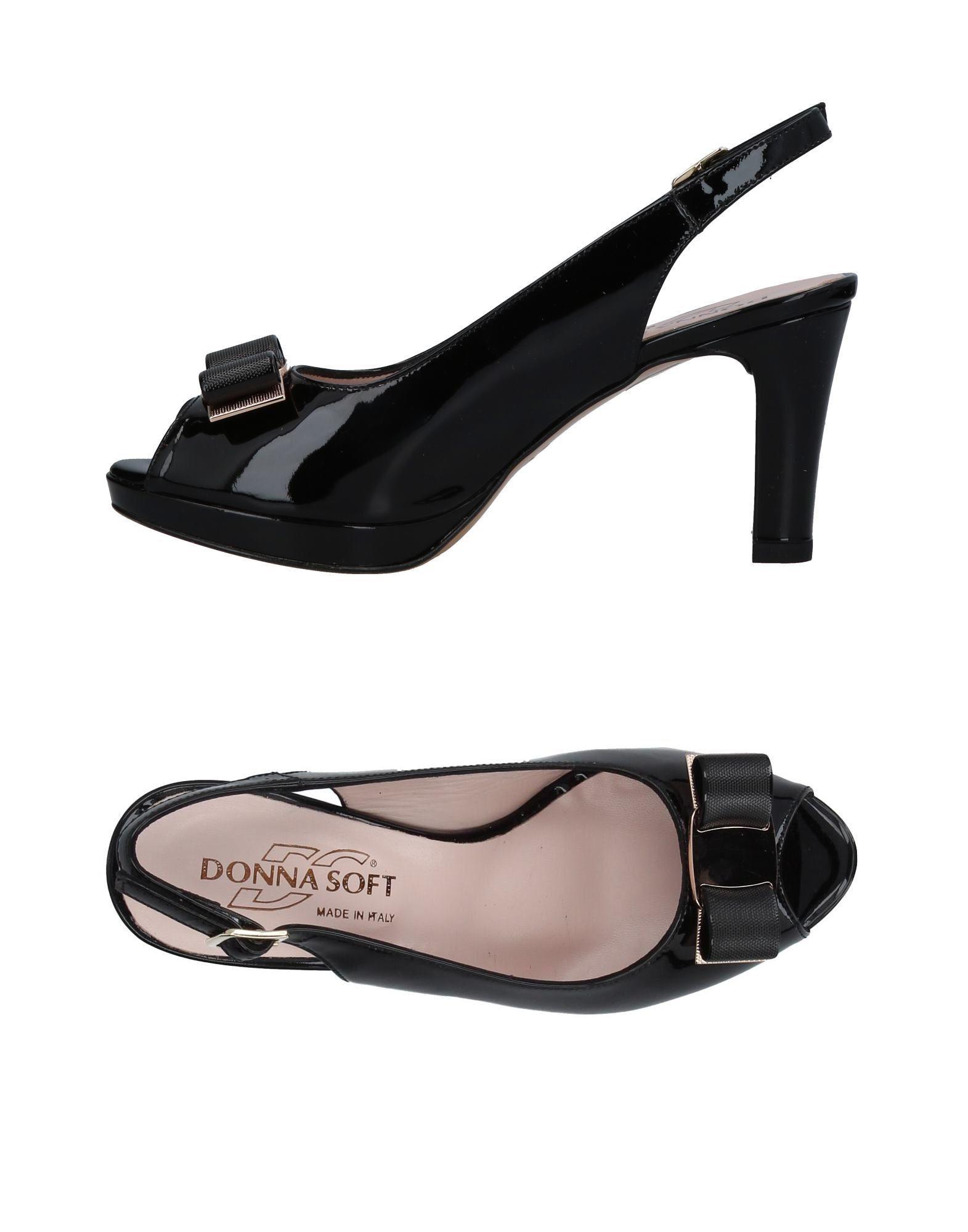 Donna Soft Sandalen Damen  11392496WM Gute Qualität beliebte Schuhe