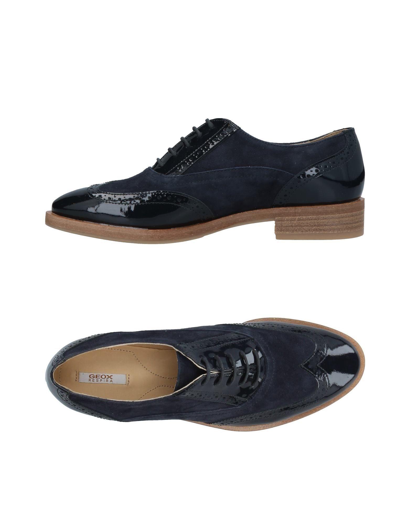 Geox Schnürschuhe Damen  11392556DS Gute Qualität beliebte Schuhe