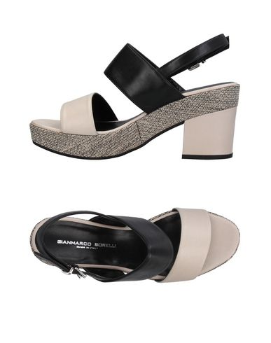 buy cheap 2014 unisex GIANMARCO SORELLI Sandals low shipping fee for sale low price sale online Y2Yjj7P