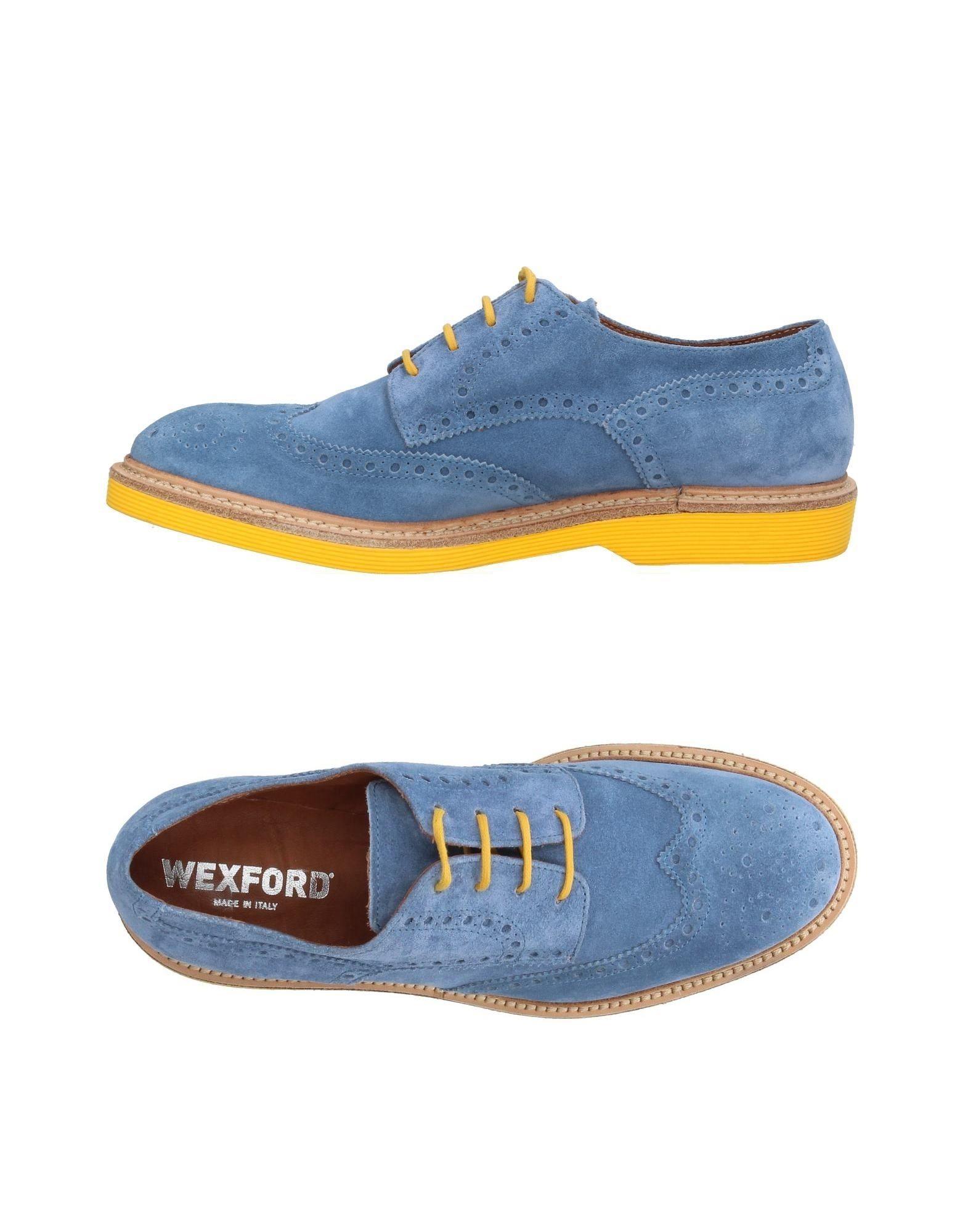 Lacets Wexford Femme Chaussures Sur À B5wUxfn5qR