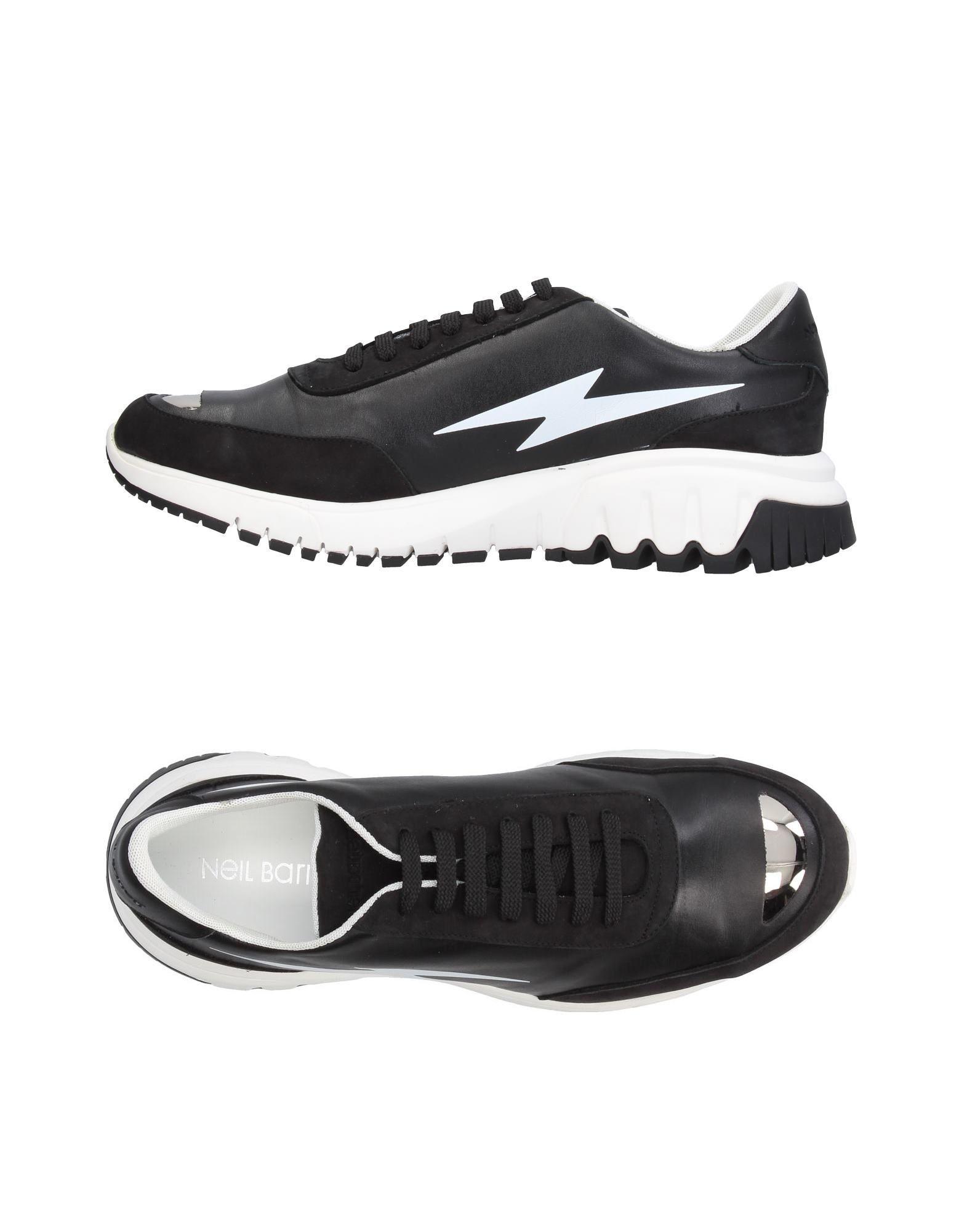 Neil Barrett Sneakers Herren  11392760XB Gute Qualität beliebte Schuhe