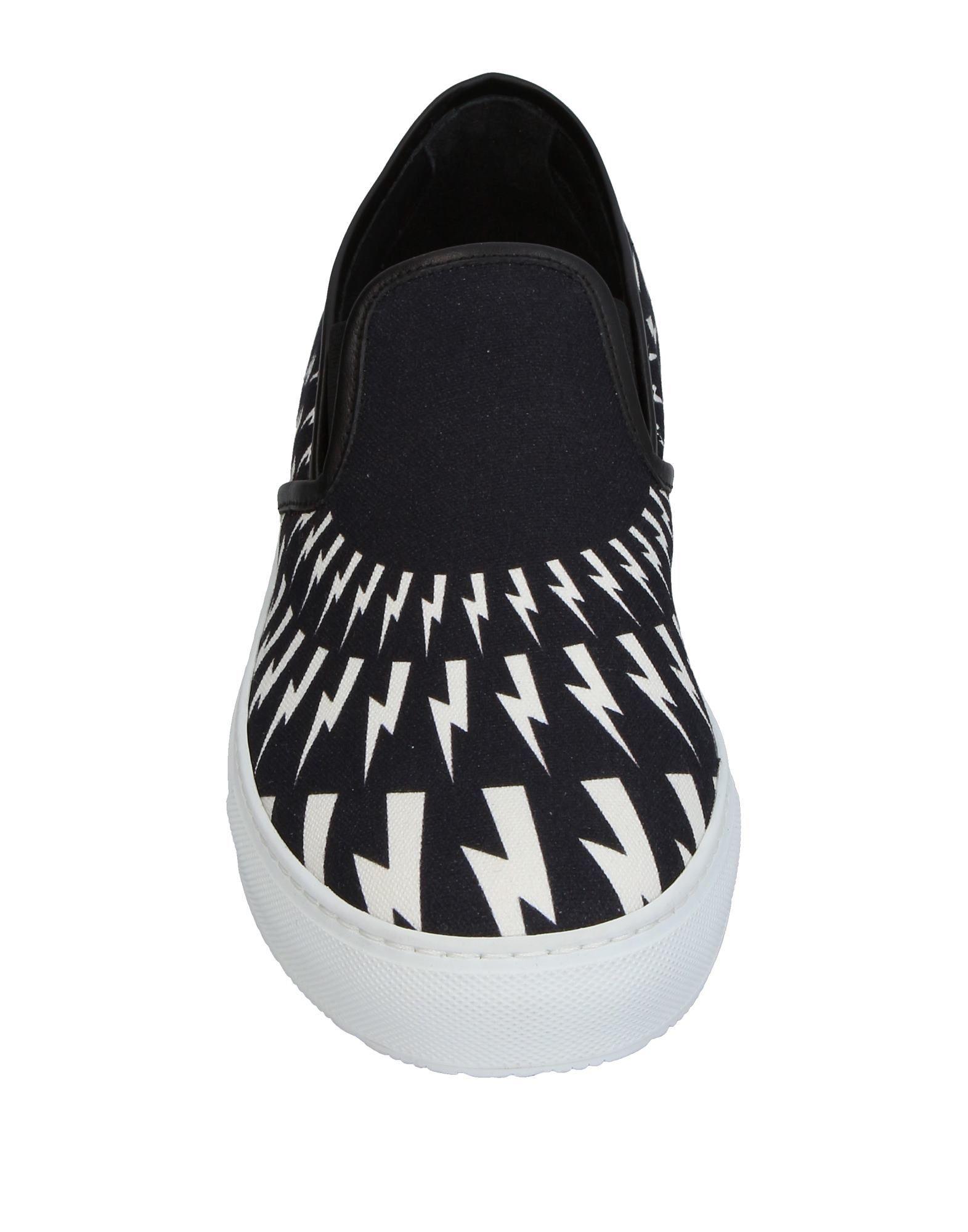 Sneakers Neil Barrett Homme - Sneakers Neil Barrett sur