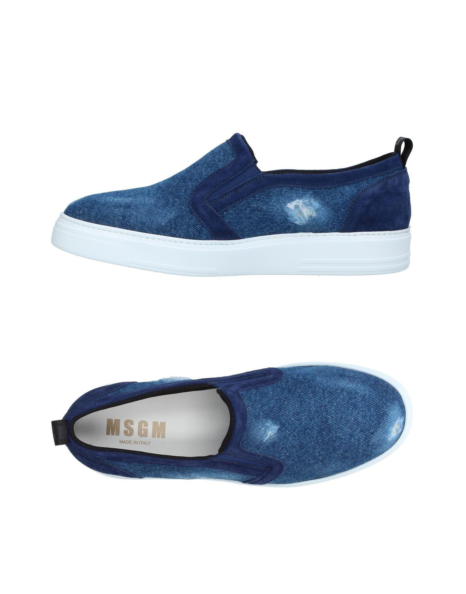 A buon mercato Sneakers Msgm Uomo - 11392970UK