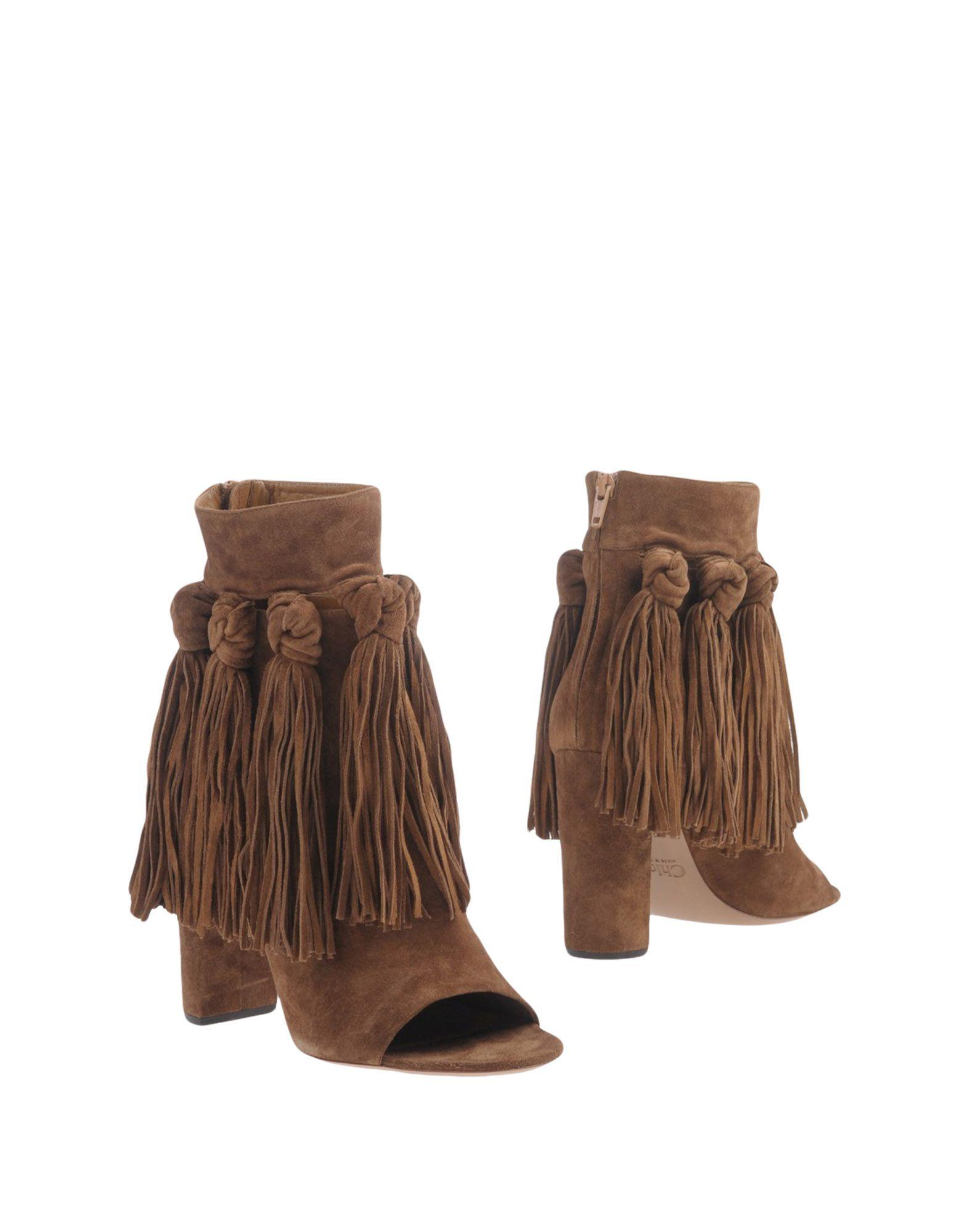 Heiße Chloé Stiefelette Damen  11393003MX Heiße  Schuhe bbea8f