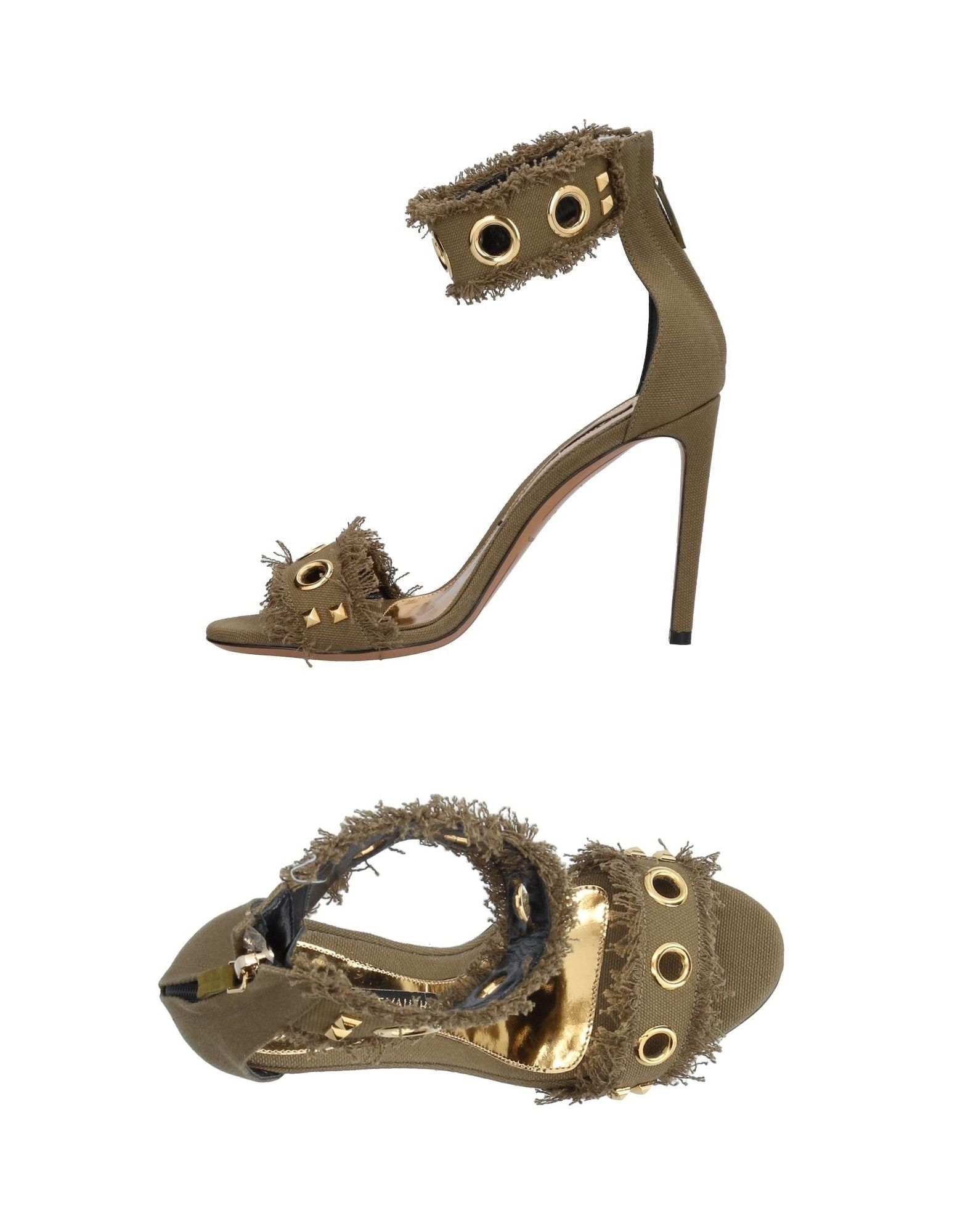 Stilvolle Stilvolle Stilvolle billige Schuhe Alexandre Vauthier Sandalen Damen  11393008QE 03e83d
