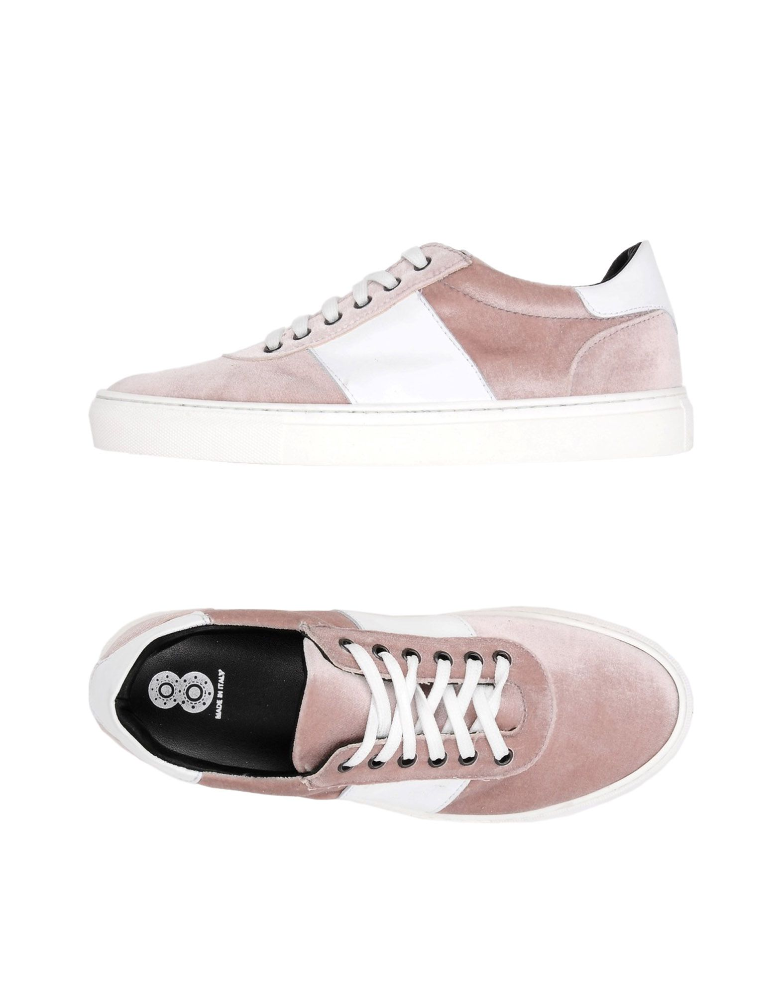 Moda Sneakers 8 Donna - 11393009GH
