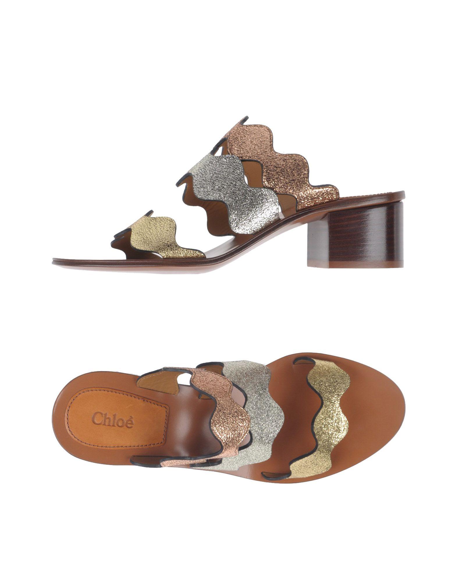 Moda Sandali Chloé Donna - 11393025QX