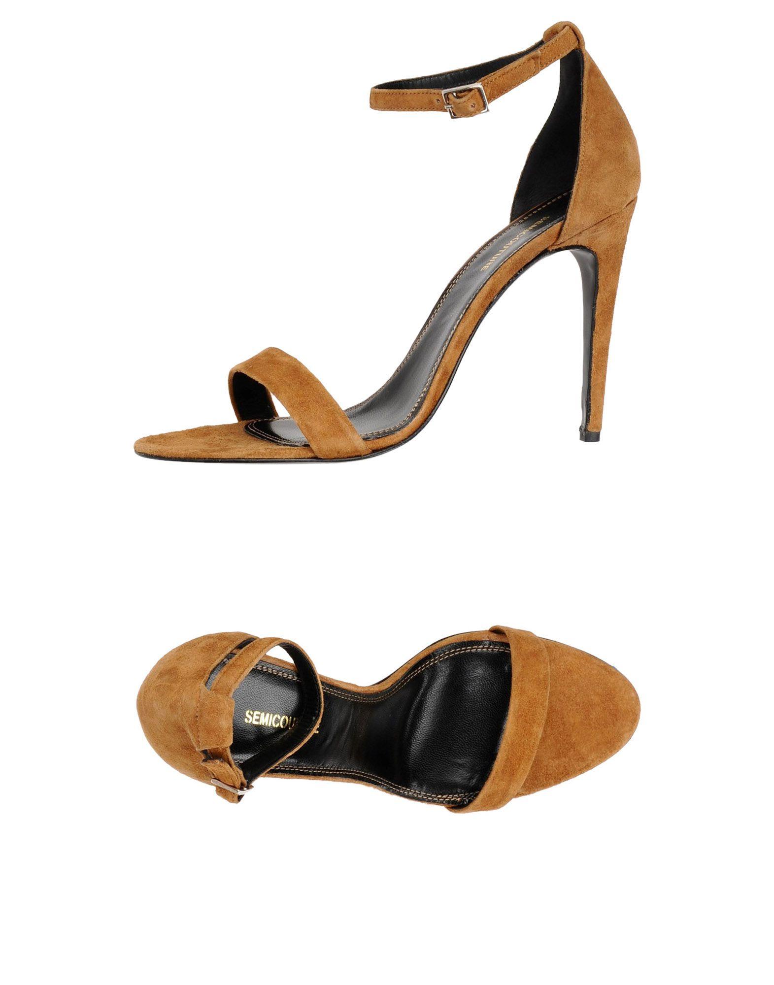 Sandales Semicouture Femme - Sandales Semicouture sur